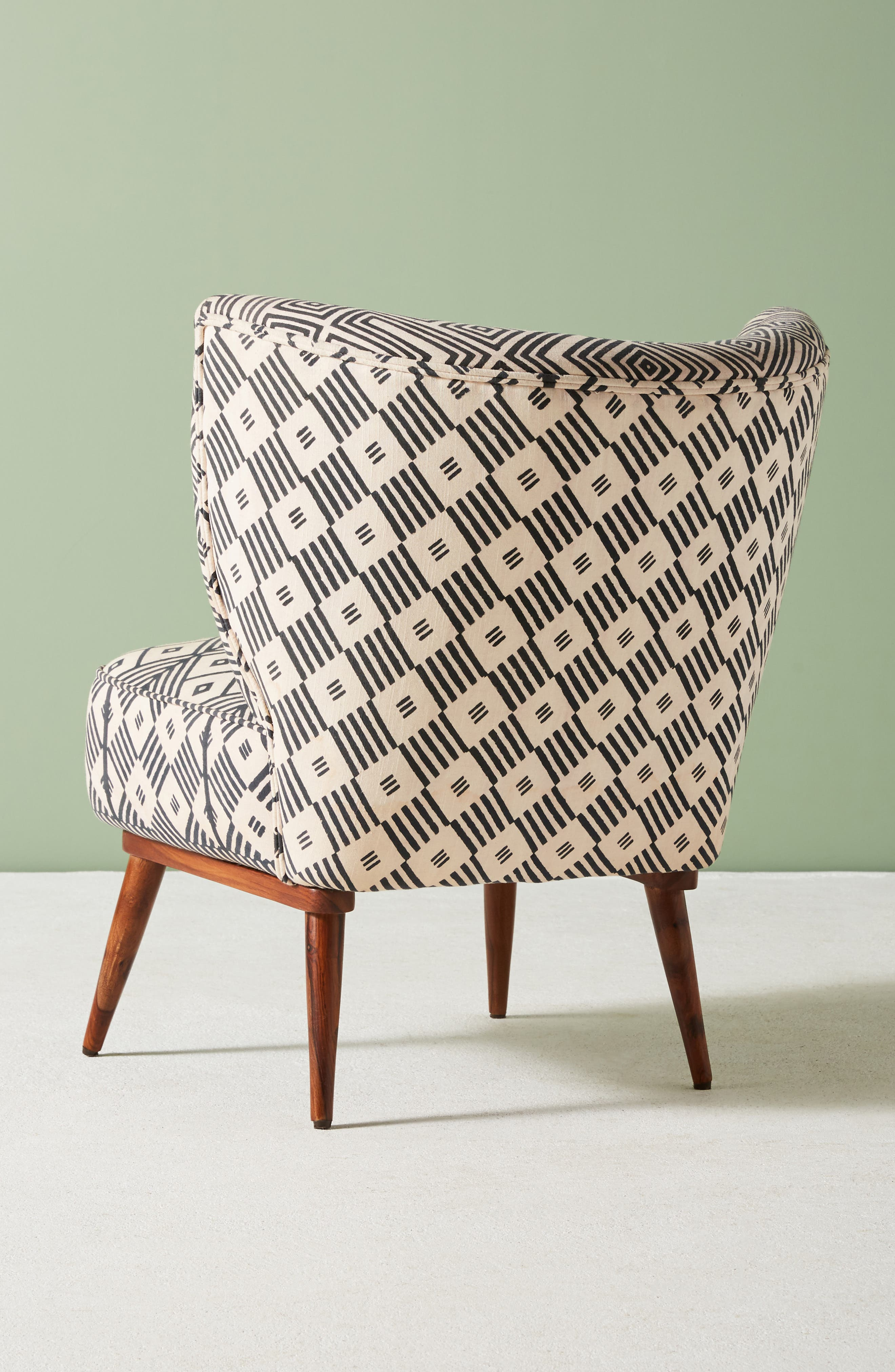 ANTHROPOLOGIE, Ulla Chair, Alternate thumbnail 3, color, 020