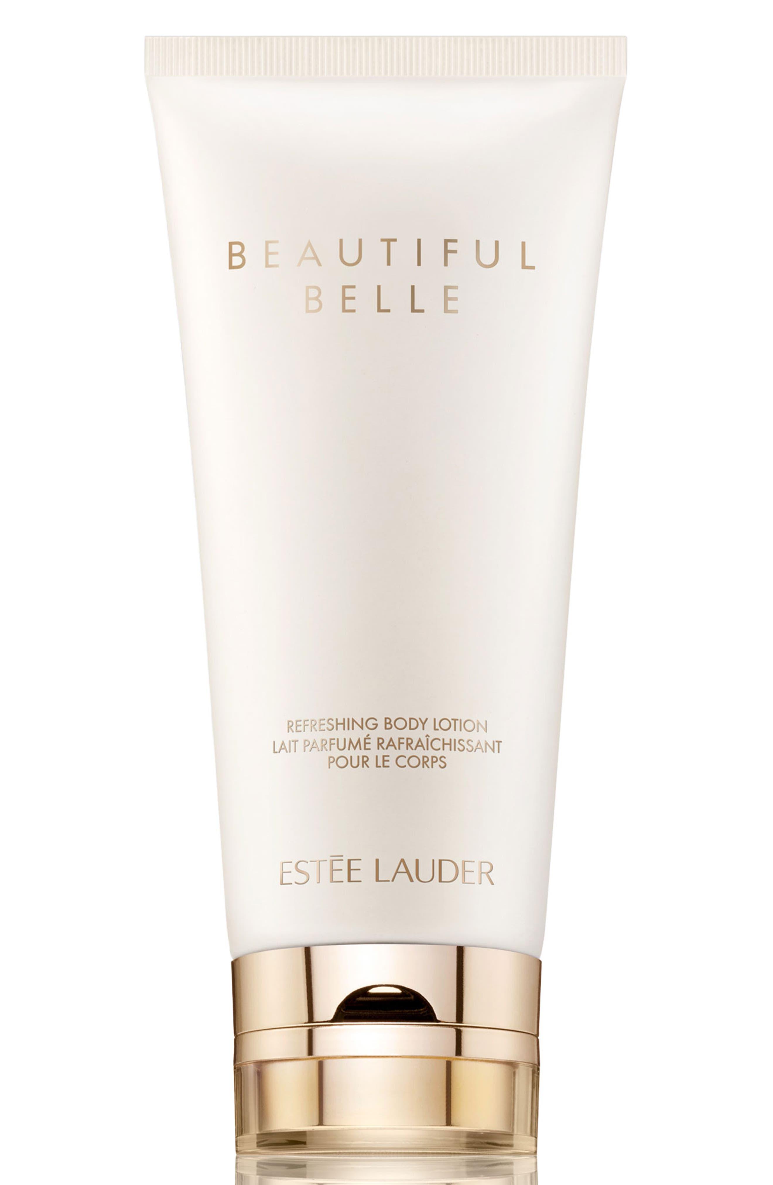 ESTÉE LAUDER, Beautiful Belle Refreshing Body Lotion, Main thumbnail 1, color, NO COLOR