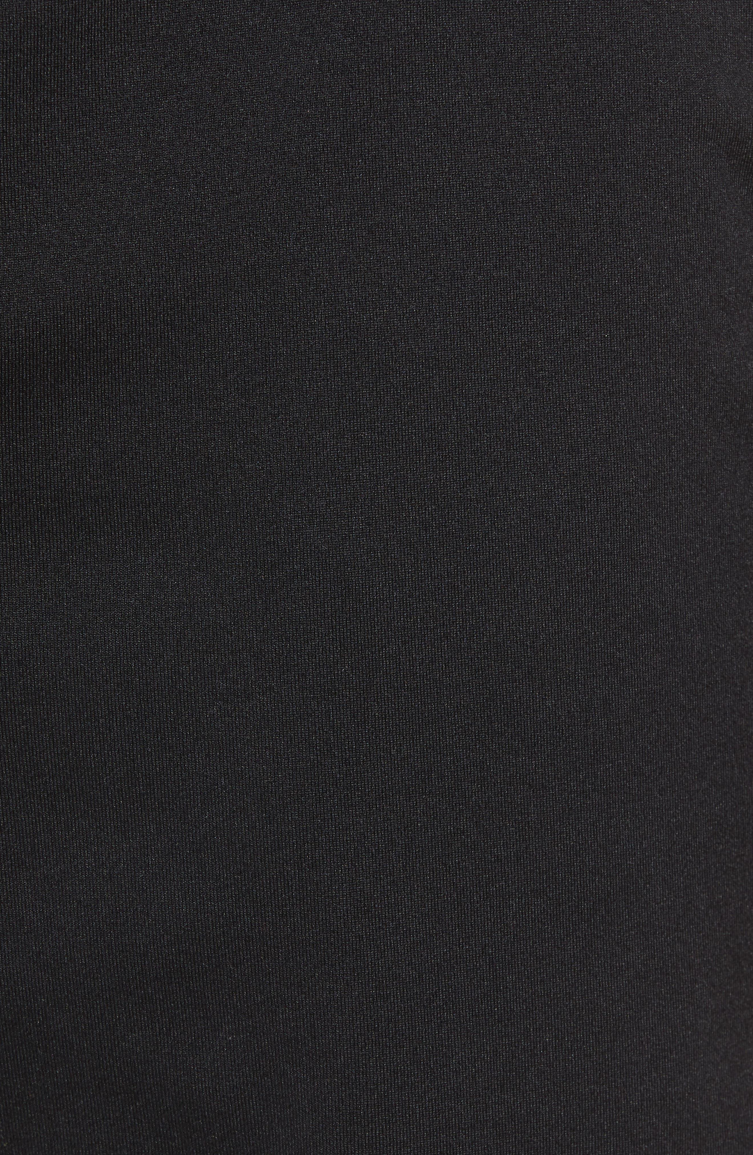 VUORI, Ponto Shorts, Alternate thumbnail 5, color, BLACK