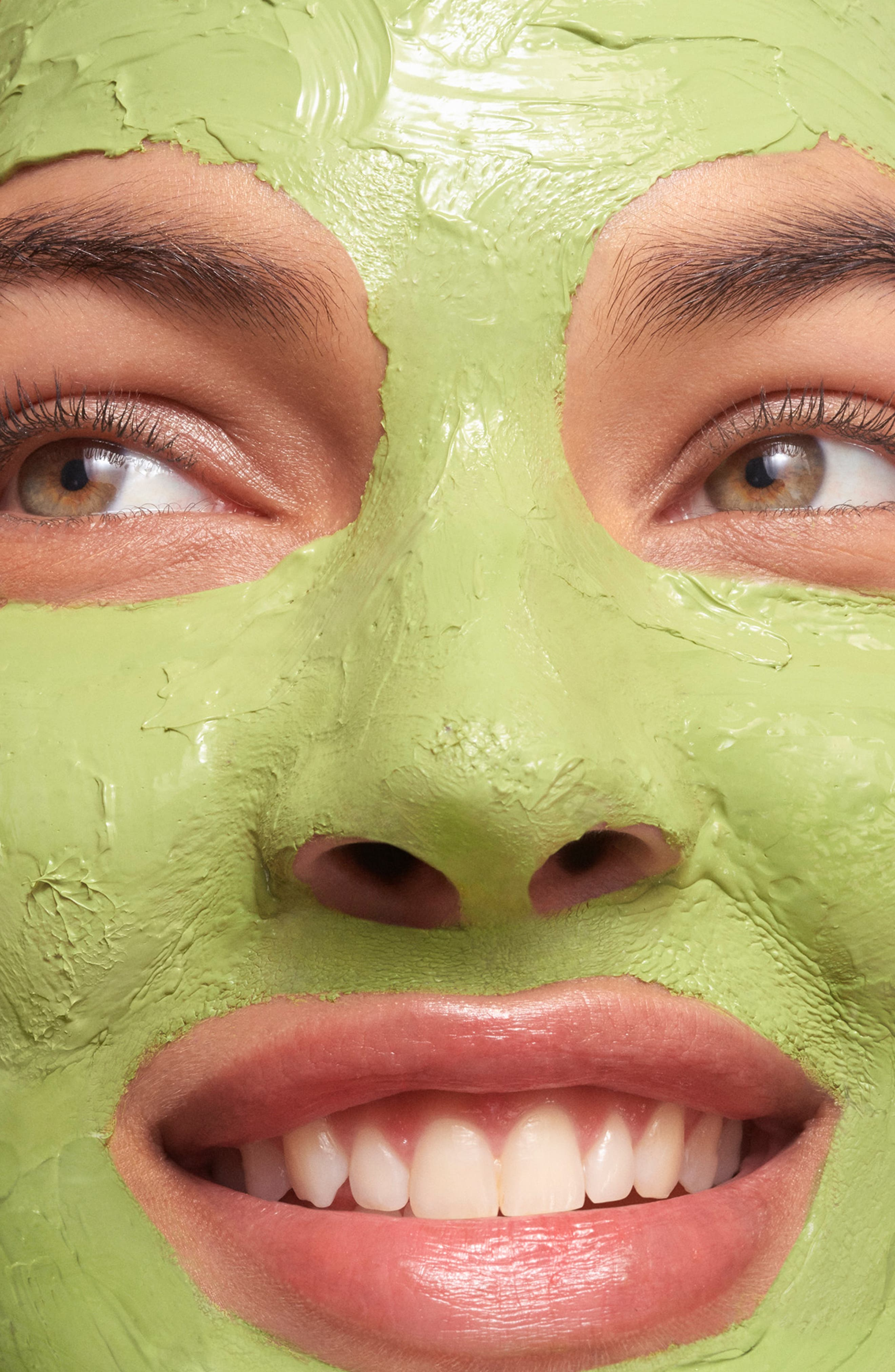 BOSCIA, Matcha Magic Super-Antioxidant Mask, Alternate thumbnail 5, color, NO COLOR