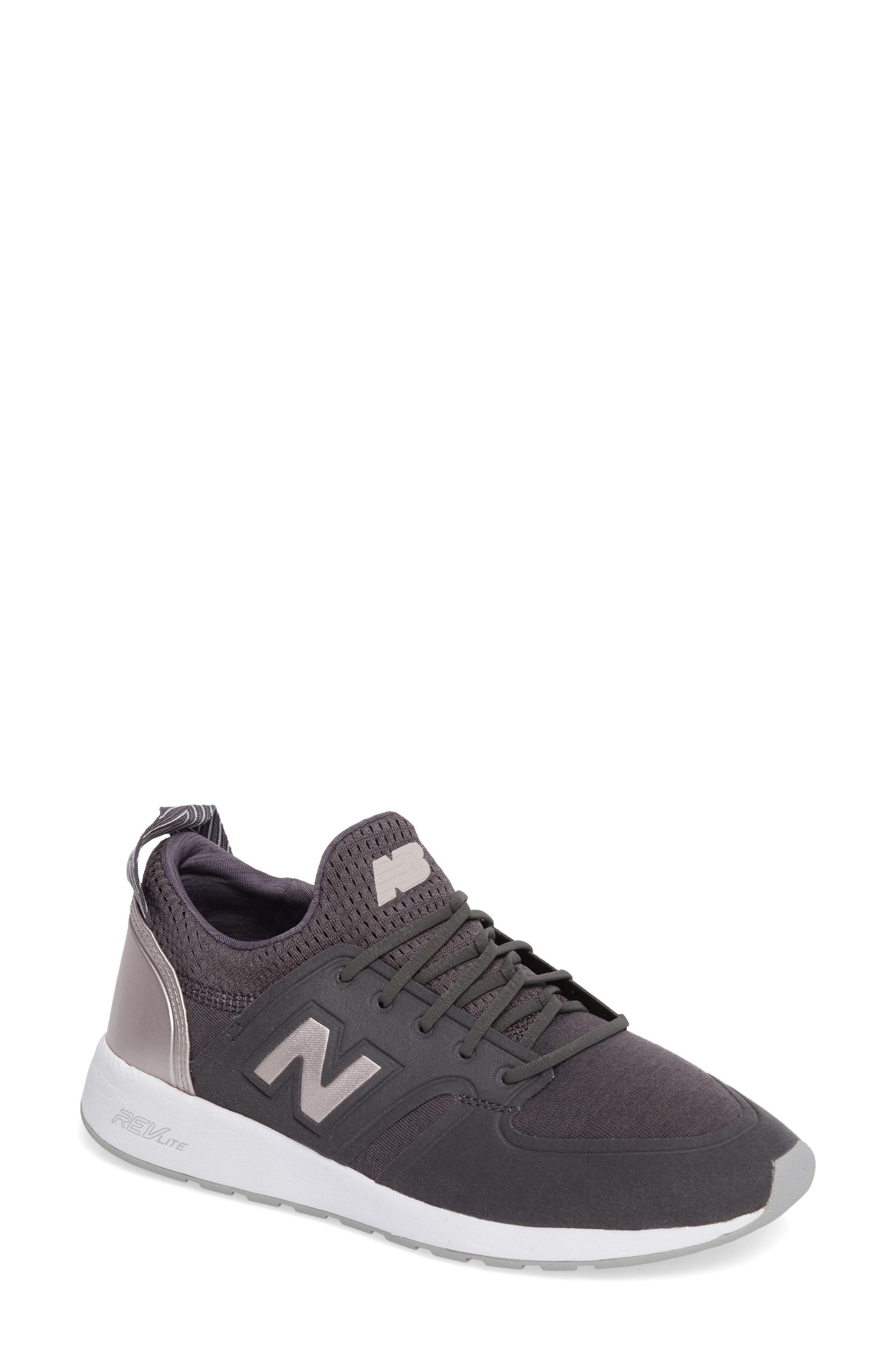 NEW BALANCE, '420' Sneaker, Main thumbnail 1, color, 021