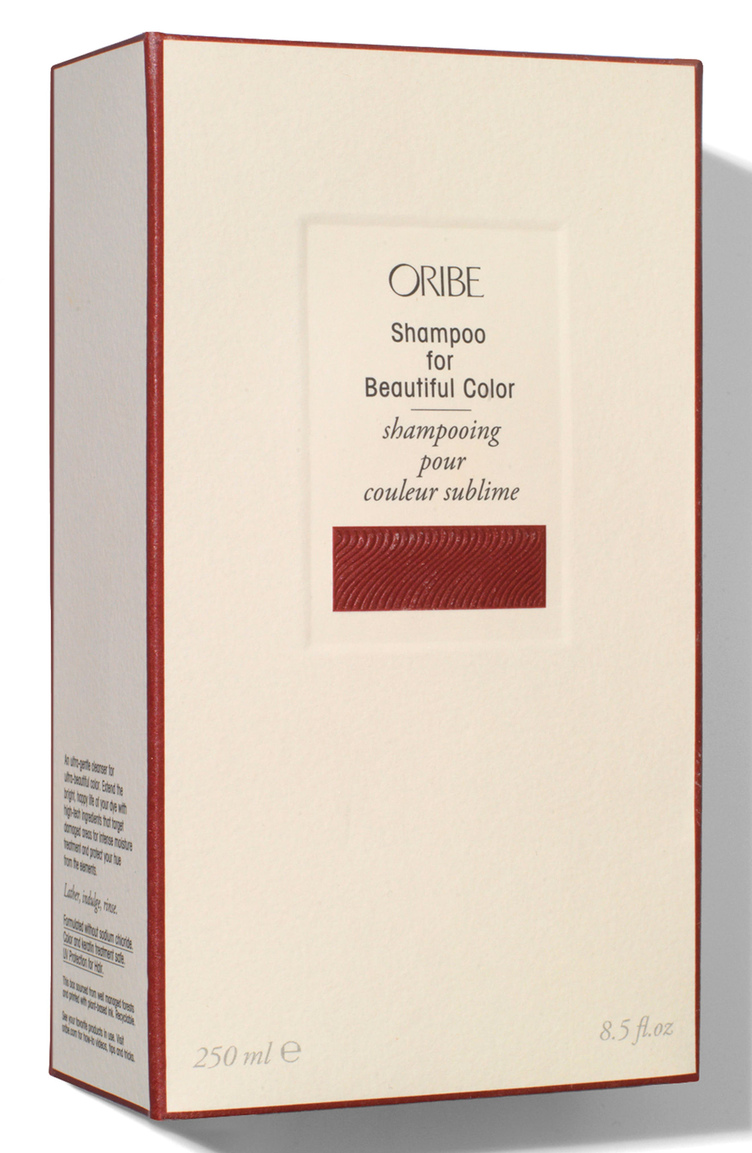 ORIBE, SPACE.NK.apothecary Oribe Shampoo for Beautiful Color, Alternate thumbnail 2, color, NO COLOR