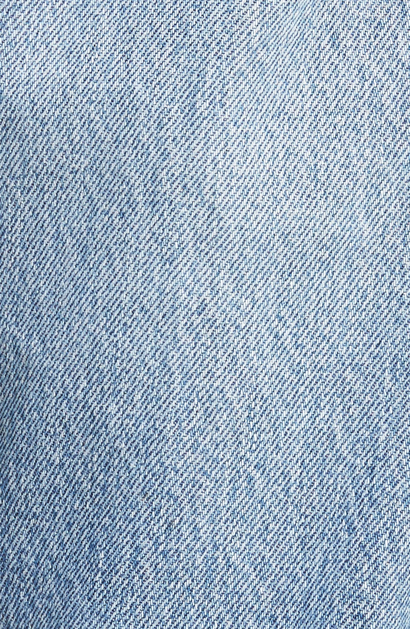 LEVI'S<SUP>®</SUP>, Authorized Vintage 501<sup>™</sup> Tapered Slim Fit Jeans, Alternate thumbnail 5, color, 400