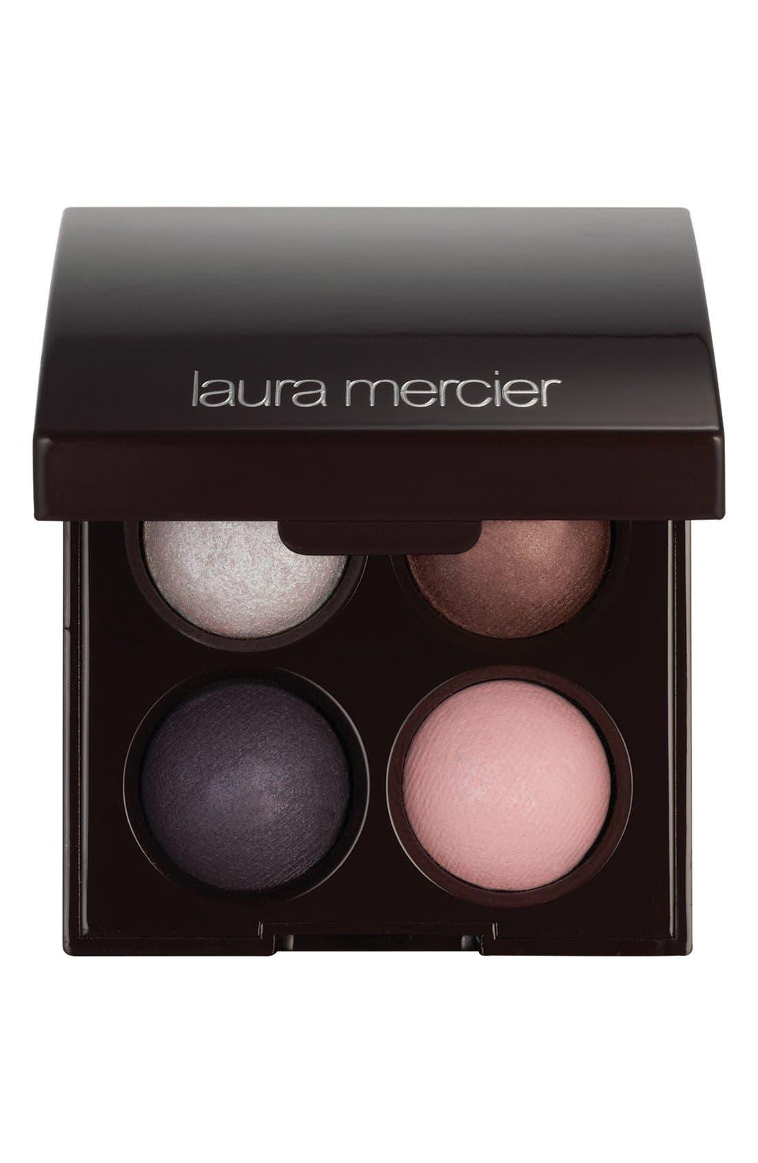 LAURA MERCIER Baked Eyeshadow Quad, Main, color, 960