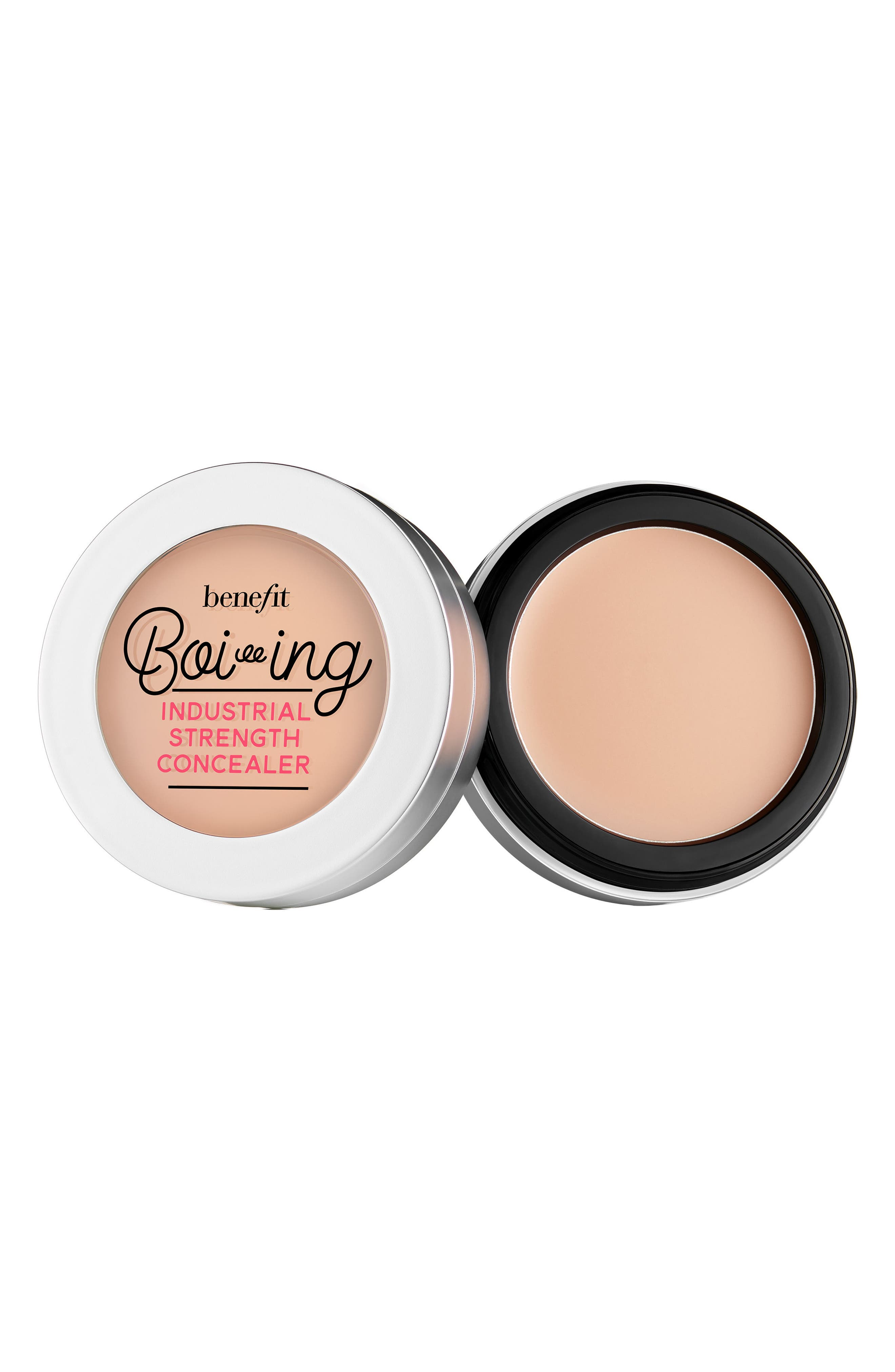 BENEFIT COSMETICS, Benefit Boi-ing Industrial Strength Concealer, Main thumbnail 1, color, 01 - LIGHT