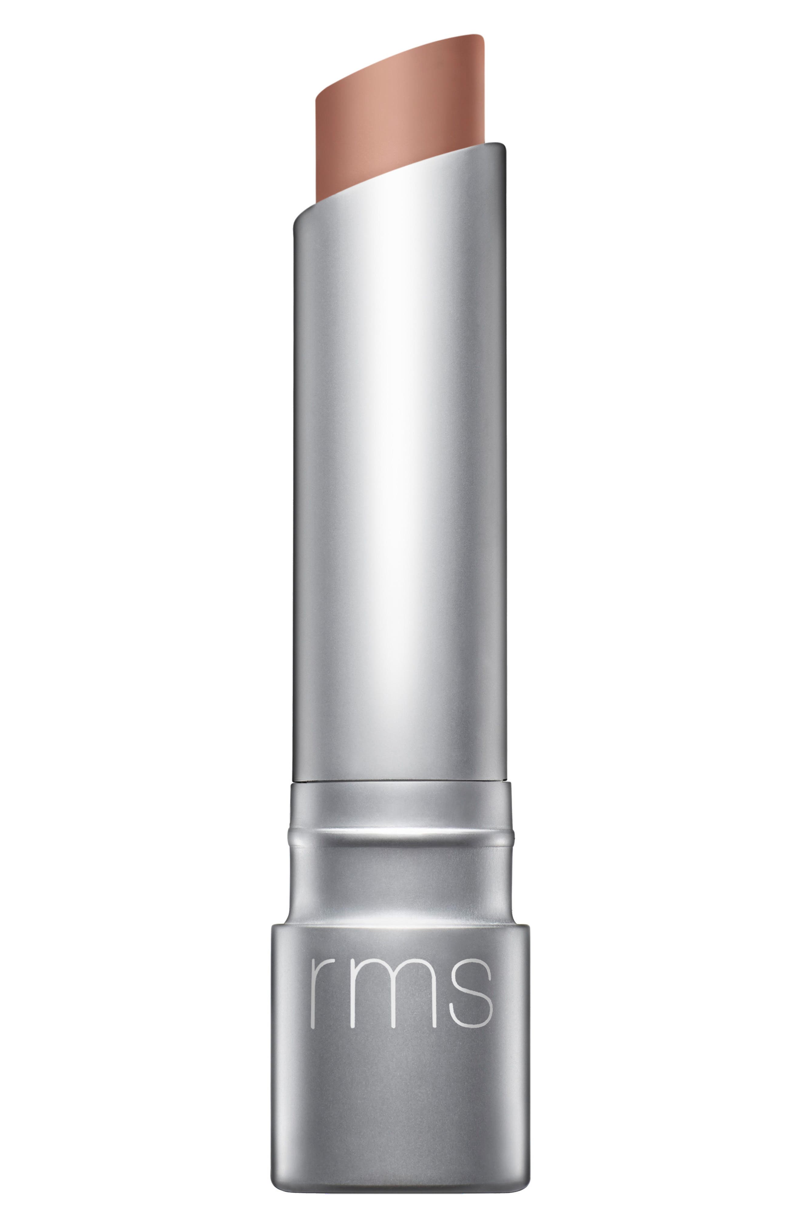 RMS BEAUTY, Wild with Desire Lipstick, Main thumbnail 1, color, BREATHLESS