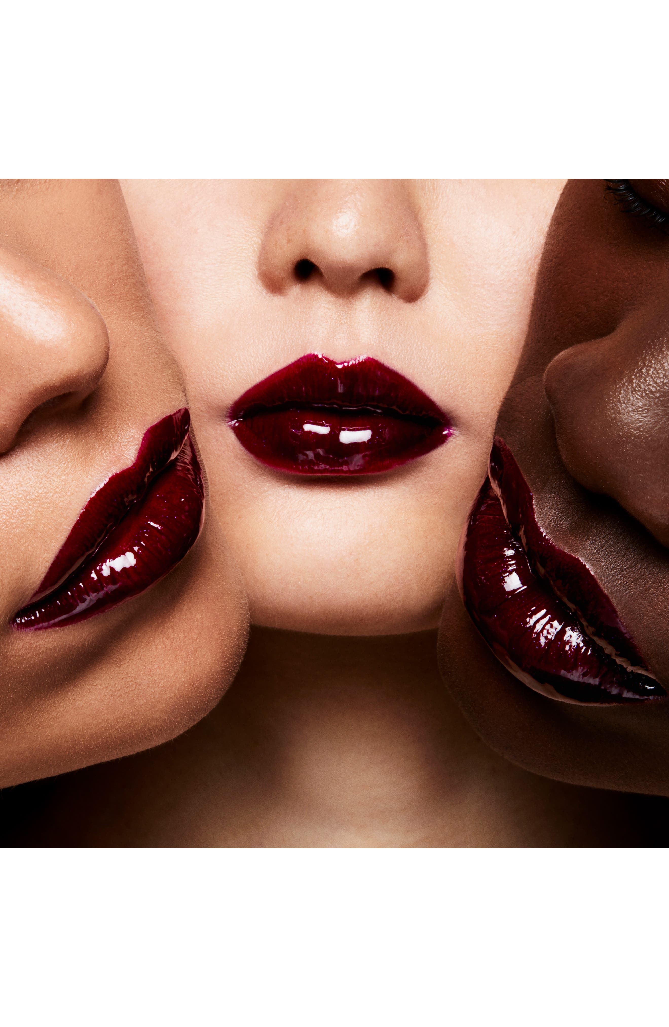 TOM FORD, Lip Lacquer, Alternate thumbnail 5, color, ORCHID FATALE / PATENT