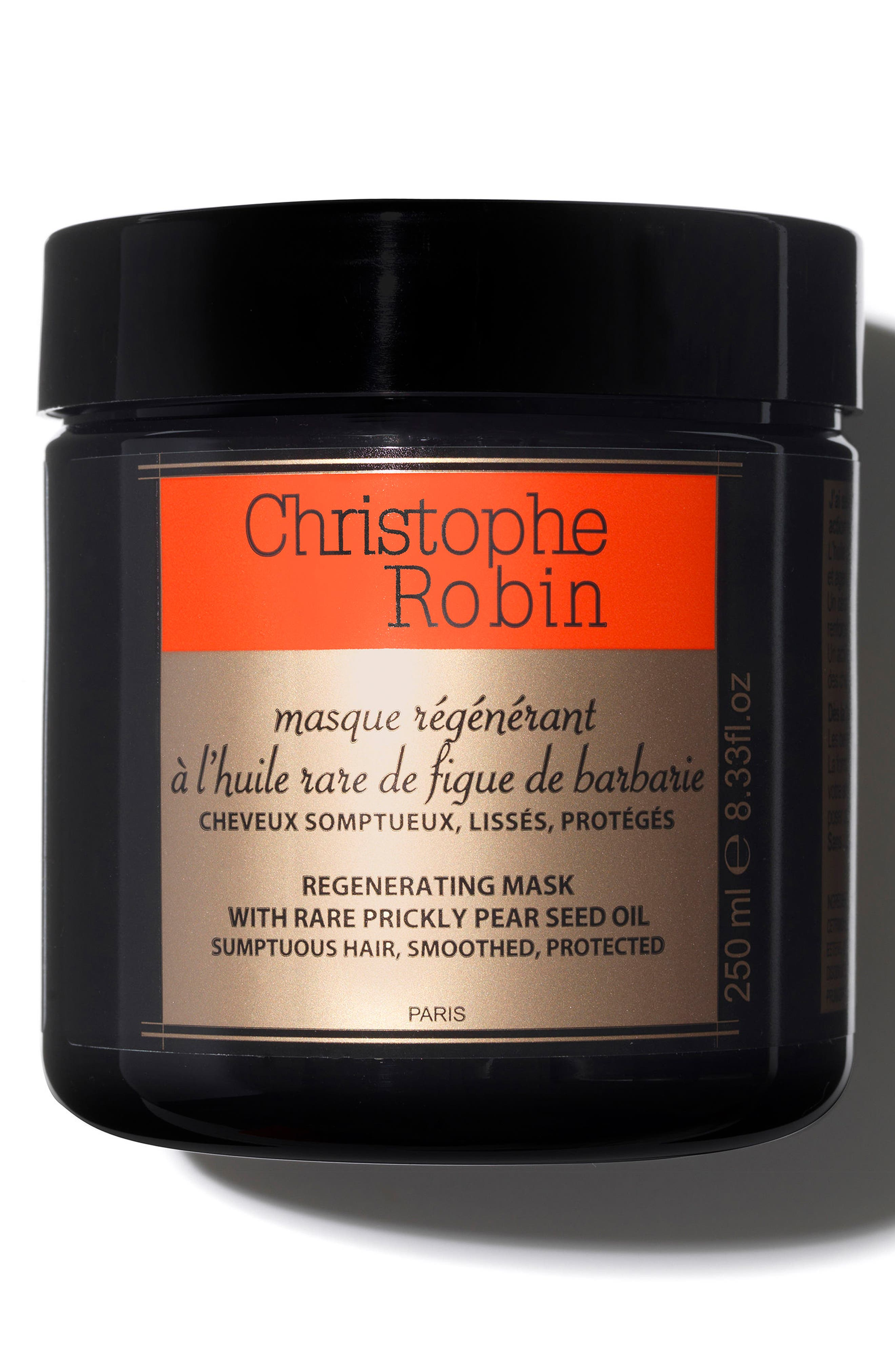CHRISTOPHE ROBIN, SPACE.NK.apothecary Christophe Robin Regenerating Mask with Rare Prickly Pear Seed Oil, Main thumbnail 1, color, 000