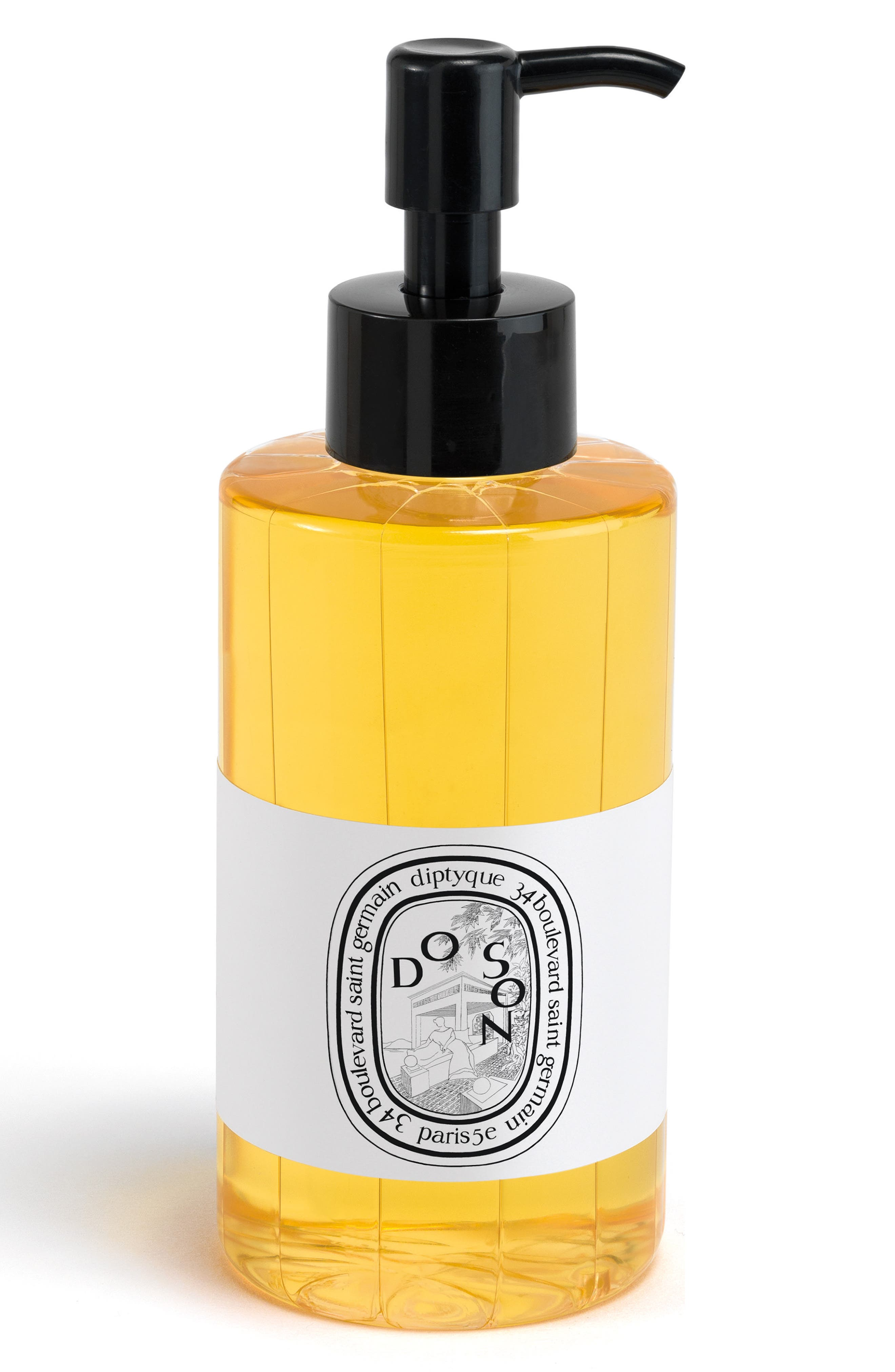 DIPTYQUE, Do Son Shower Oil, Main thumbnail 1, color, NO COLOR