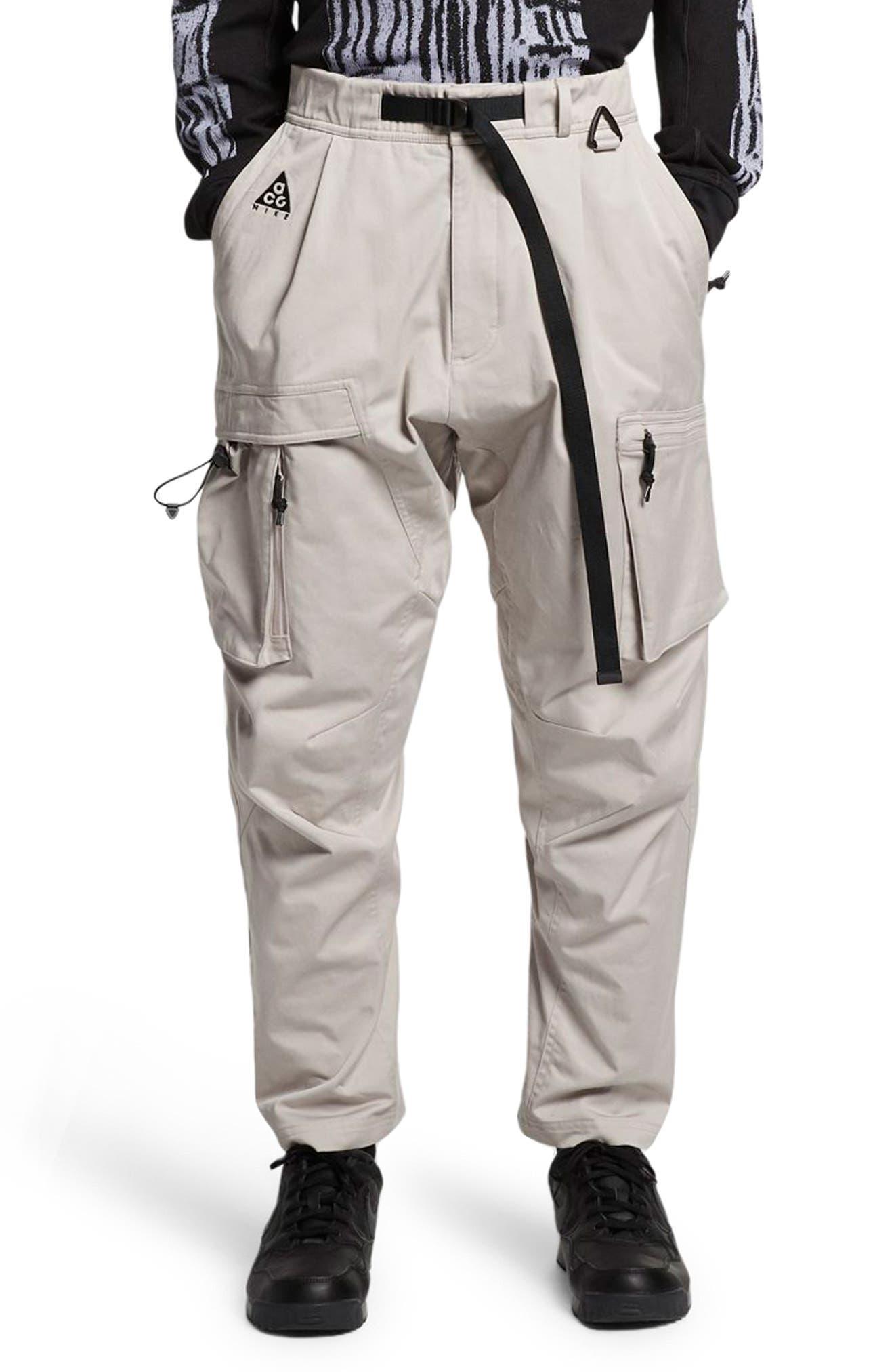 NIKE, ACG Men's Cargo Pants, Main thumbnail 1, color, MOON PARTICLE