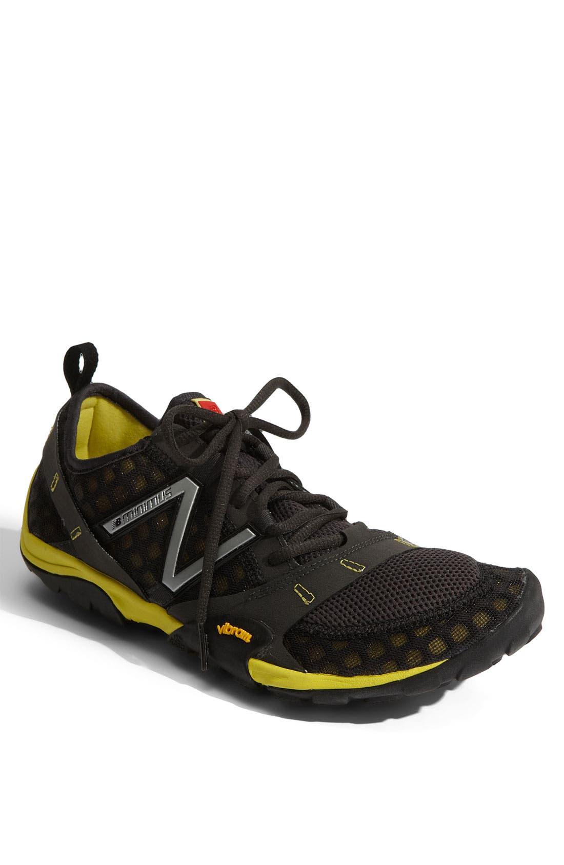 NEW BALANCE, 'Minimus' Trail Running Shoe, Main thumbnail 1, color, 030