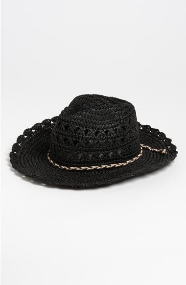 Tarnish Crochet Cowboy Hat Nordstrom