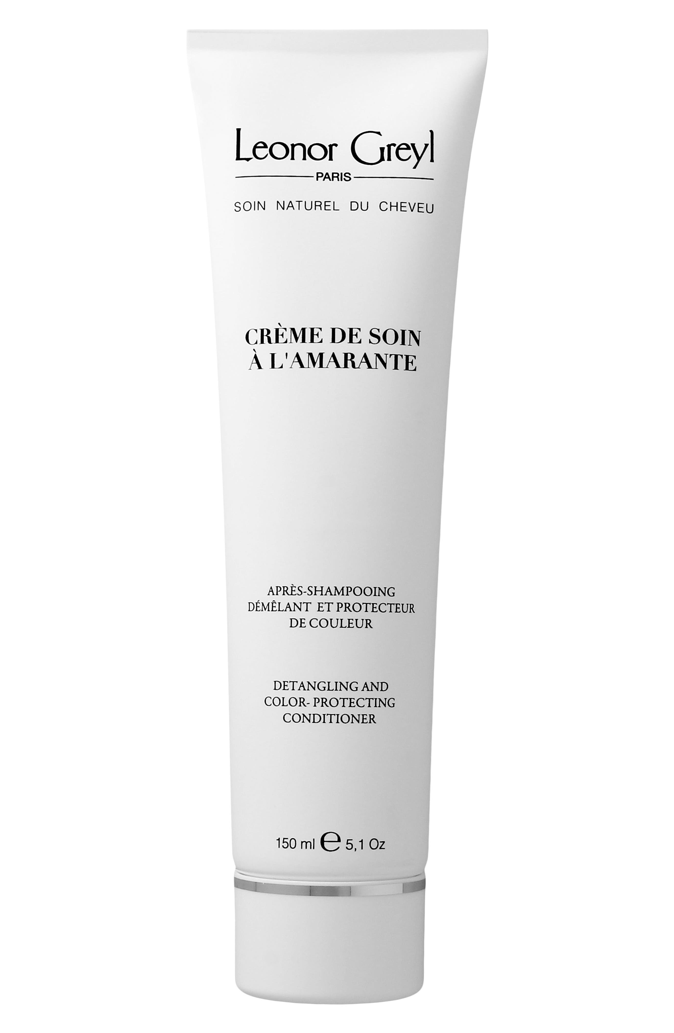 LEONOR GREYL PARIS, Crème de Soin a l'Amarante Conditioner, Main thumbnail 1, color, NO COLOR