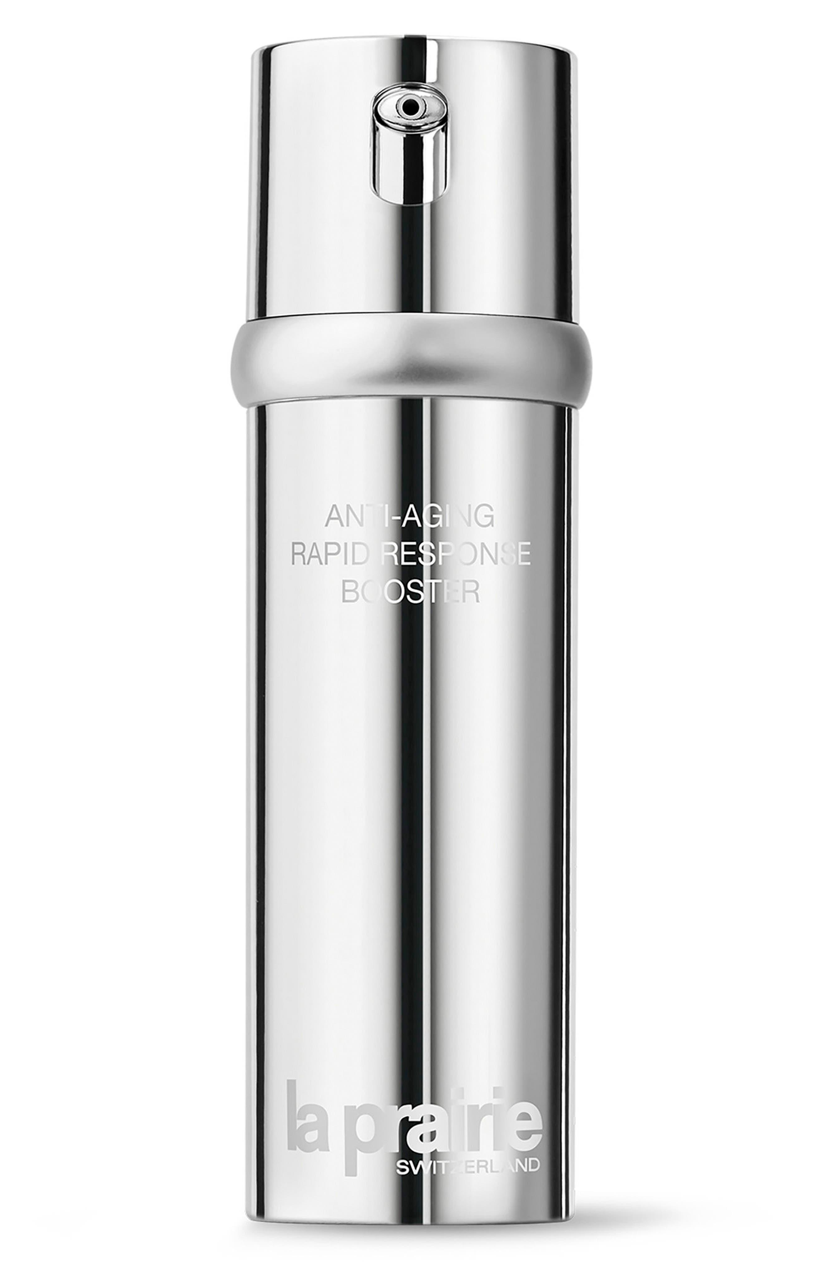 LA PRAIRIE Anti-Aging Rapid Response Booster Gel Serum, Main, color, NO COLOR