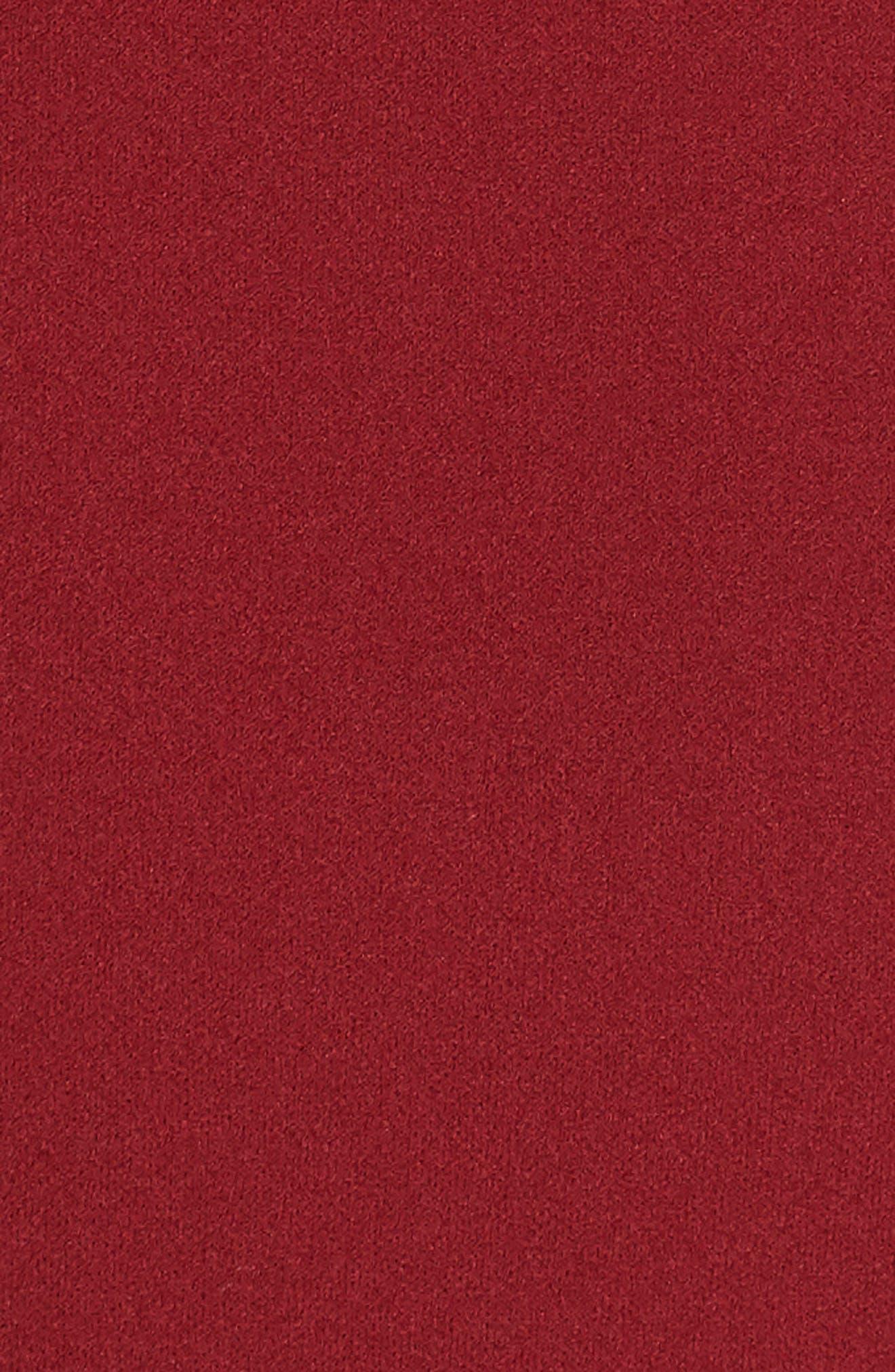 LULUS, Thrive Racerback Minidress, Alternate thumbnail 6, color, 930