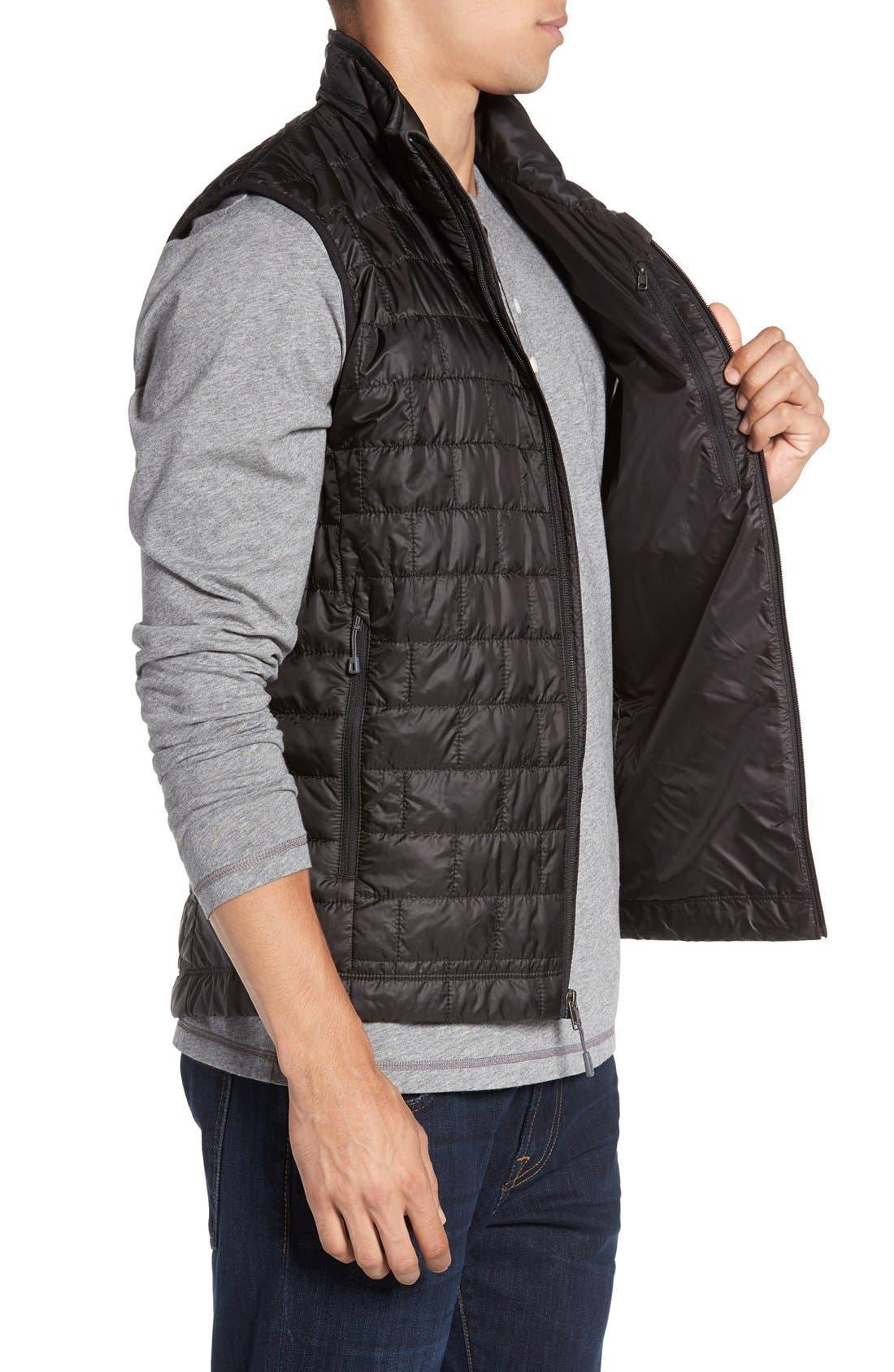 PATAGONIA, Nano Puff<sup>®</sup> Vest, Alternate thumbnail 2, color, BLACK
