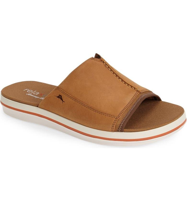 c32cb07c6ac9 Tommy Bahama  Relaxology Collection - Jareth  Slide Sandal (Men ...