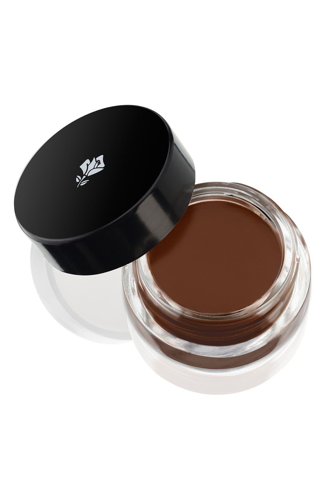 LANCÔME, Sourcils Waterproof Eyebrow Gel-Cream, Main thumbnail 1, color, 02 AUBURN