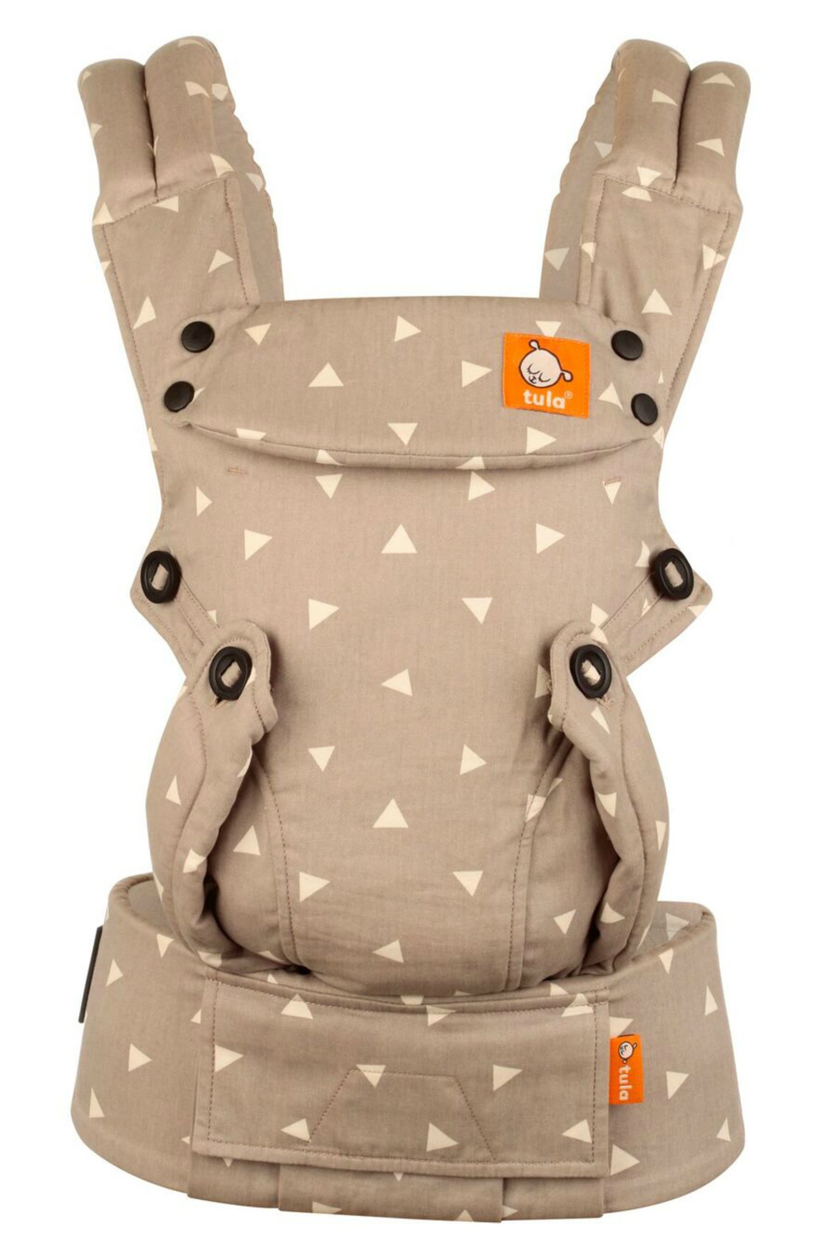 Infant Baby Tula Explore Frontback Baby Carrier Size One Size  Brown