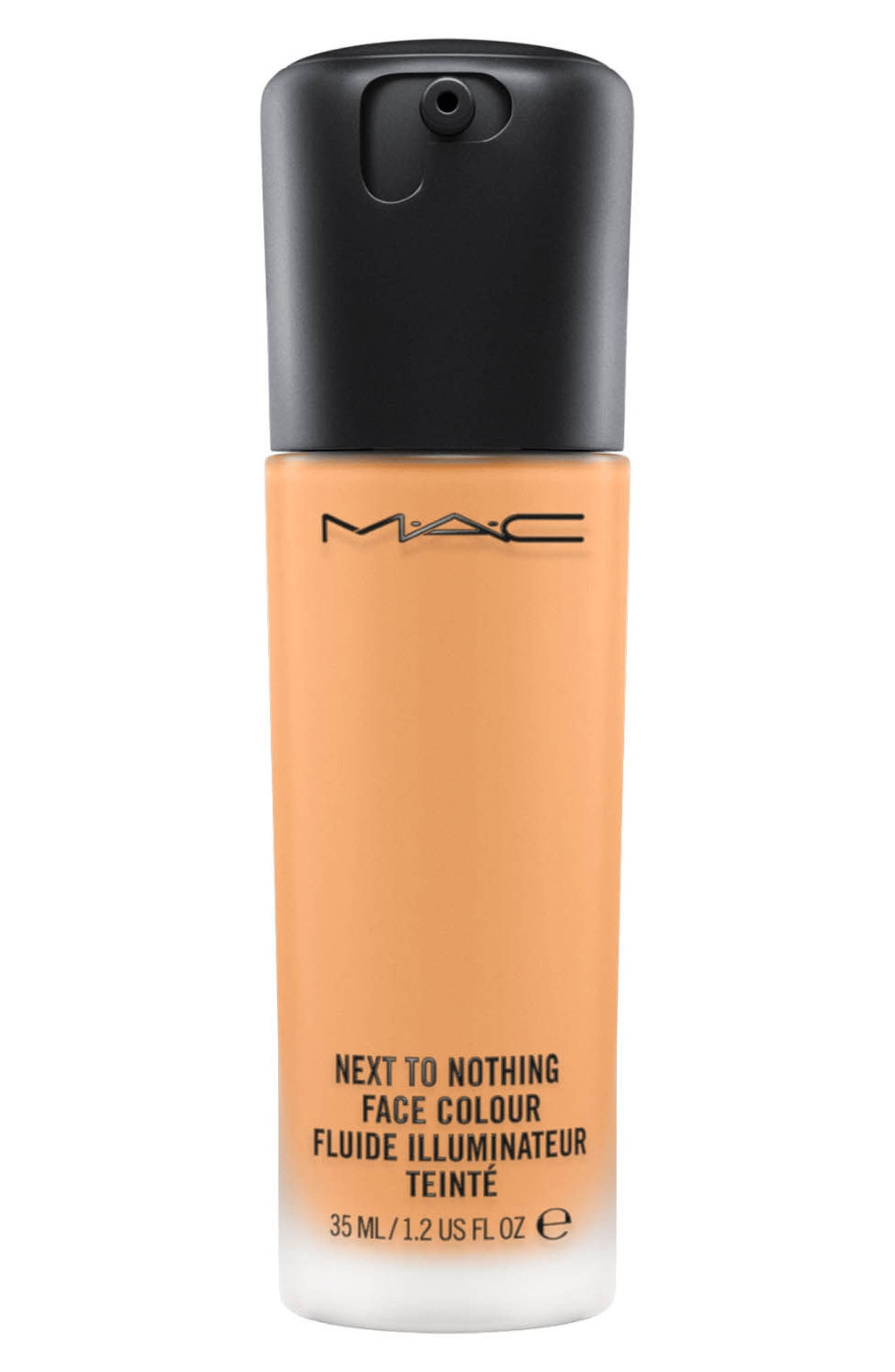 MAC COSMETICS MAC Next to Nothing Face Colour, Main, color, DARK