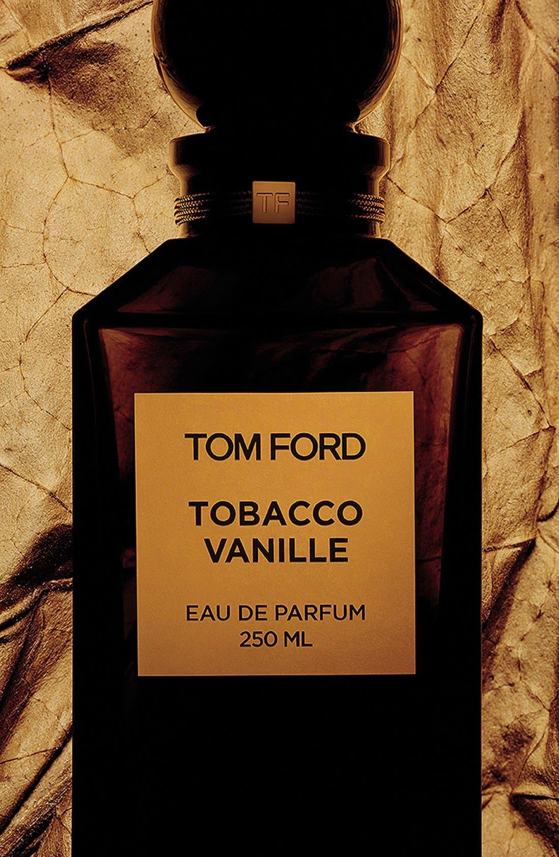 TOM FORD, Private Blend Tobacco Vanille Eau de Parfum Decanter, Alternate thumbnail 3, color, NO COLOR