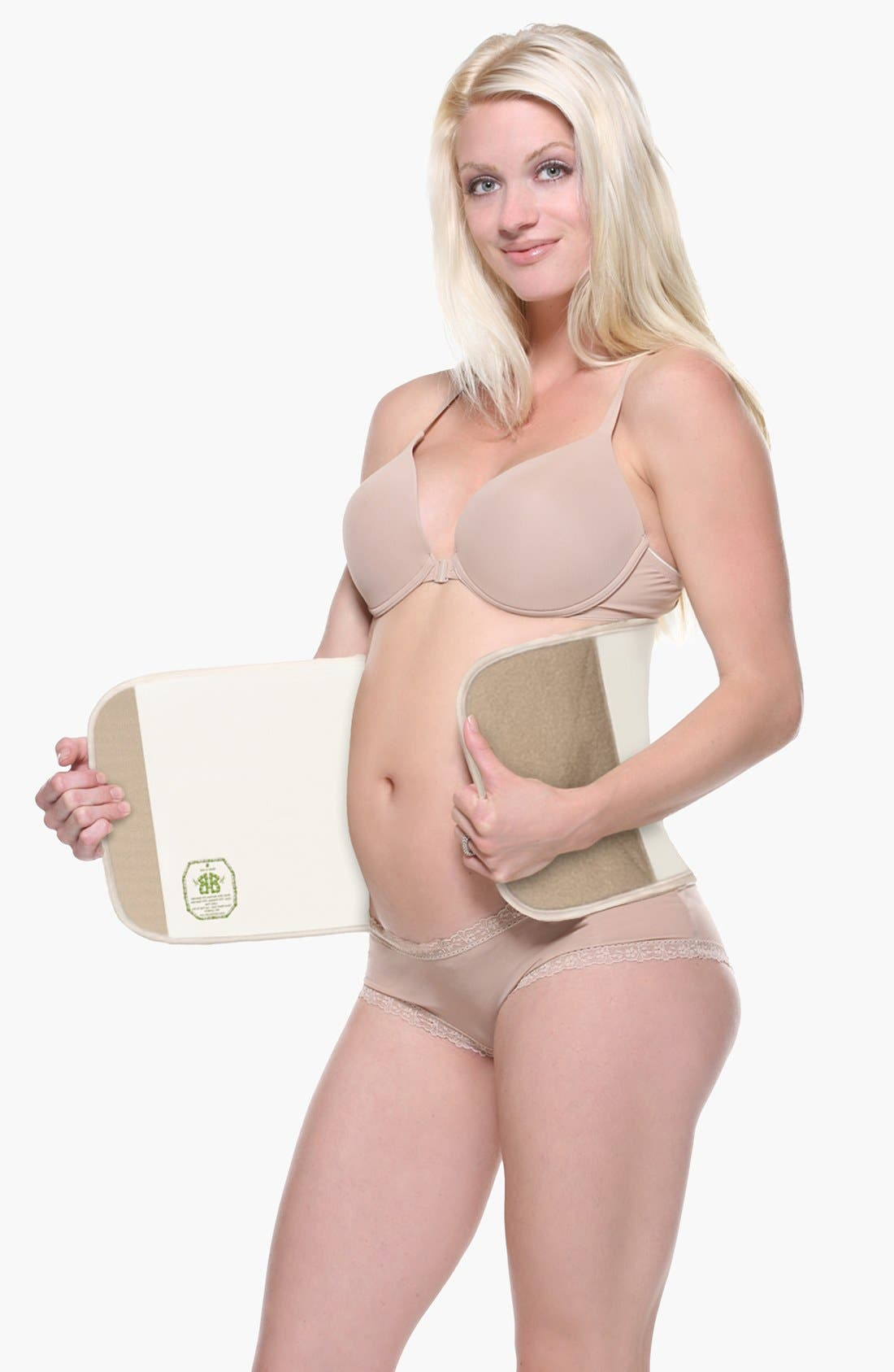 BELLY BANDIT<SUP>®</SUP> Post-Pregnancy Belly Wrap, Main, color, NATURAL