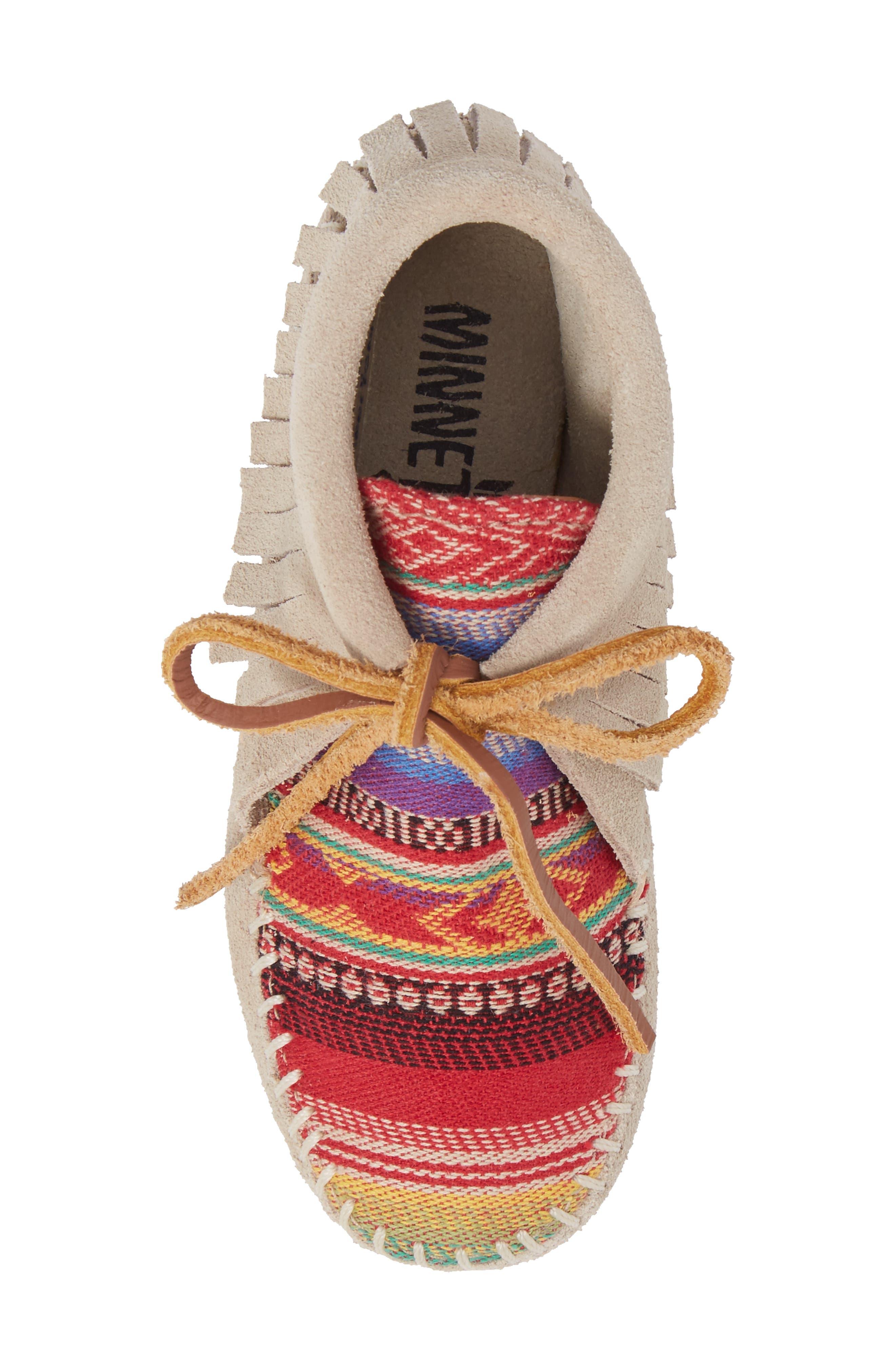MINNETONKA, Frisco Chukka Boot, Alternate thumbnail 5, color, 280