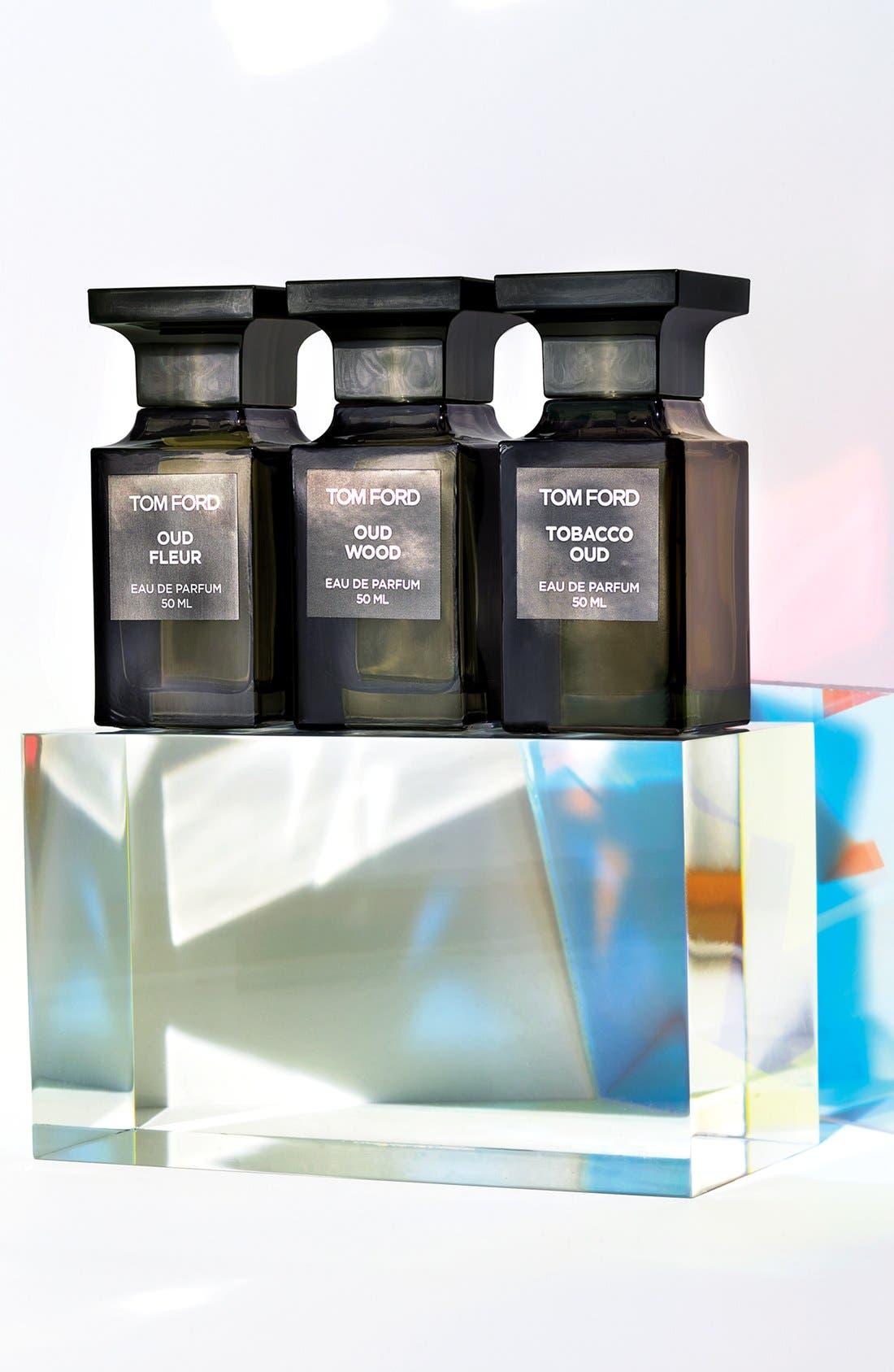 TOM FORD, Private Blend Tobacco Oud Eau de Parfum, Alternate thumbnail 3, color, NO COLOR