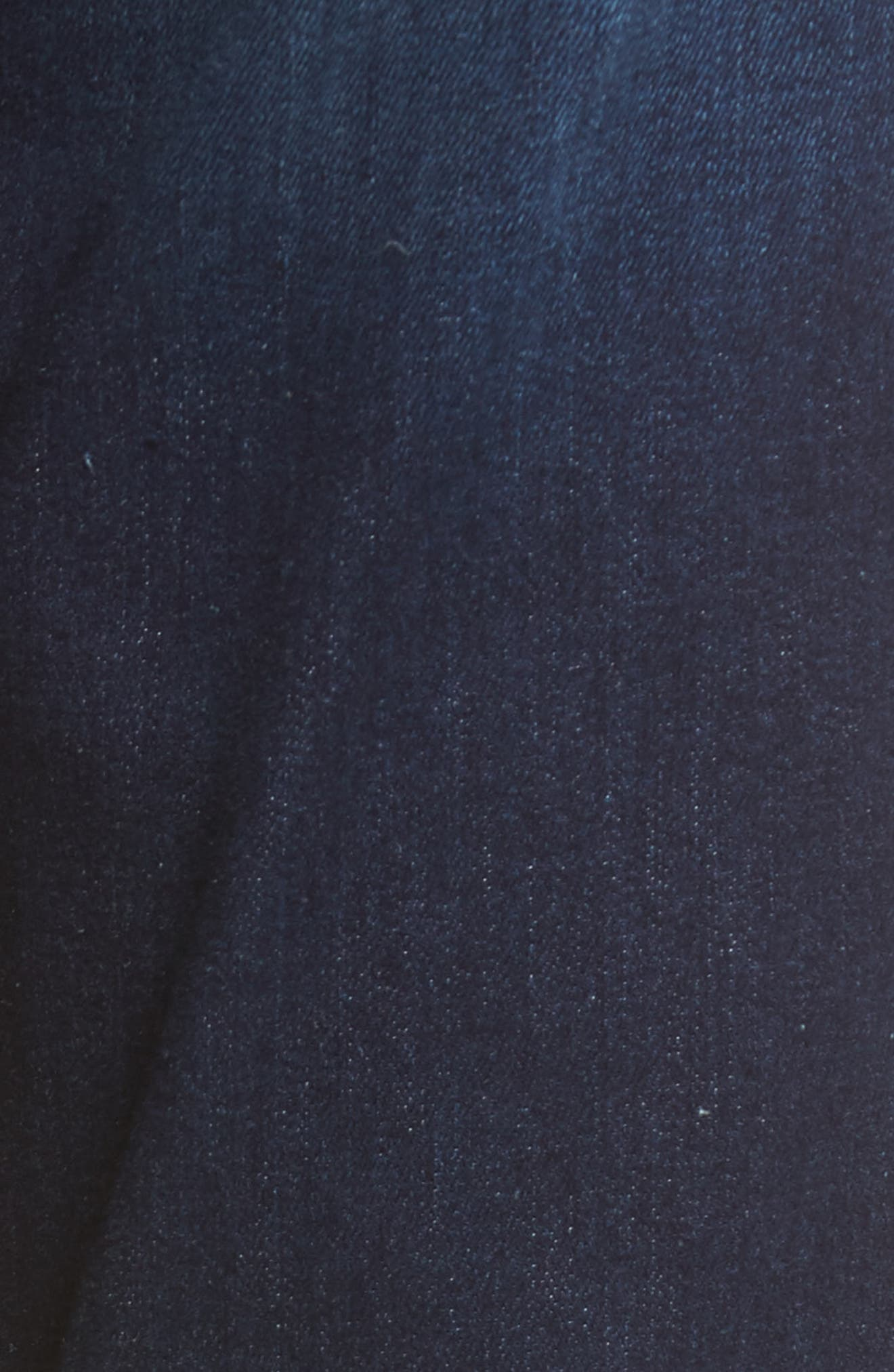 7 FOR ALL MANKIND<SUP>®</SUP>, b(air) High Waist Skinny Jeans, Alternate thumbnail 6, color, MORENO