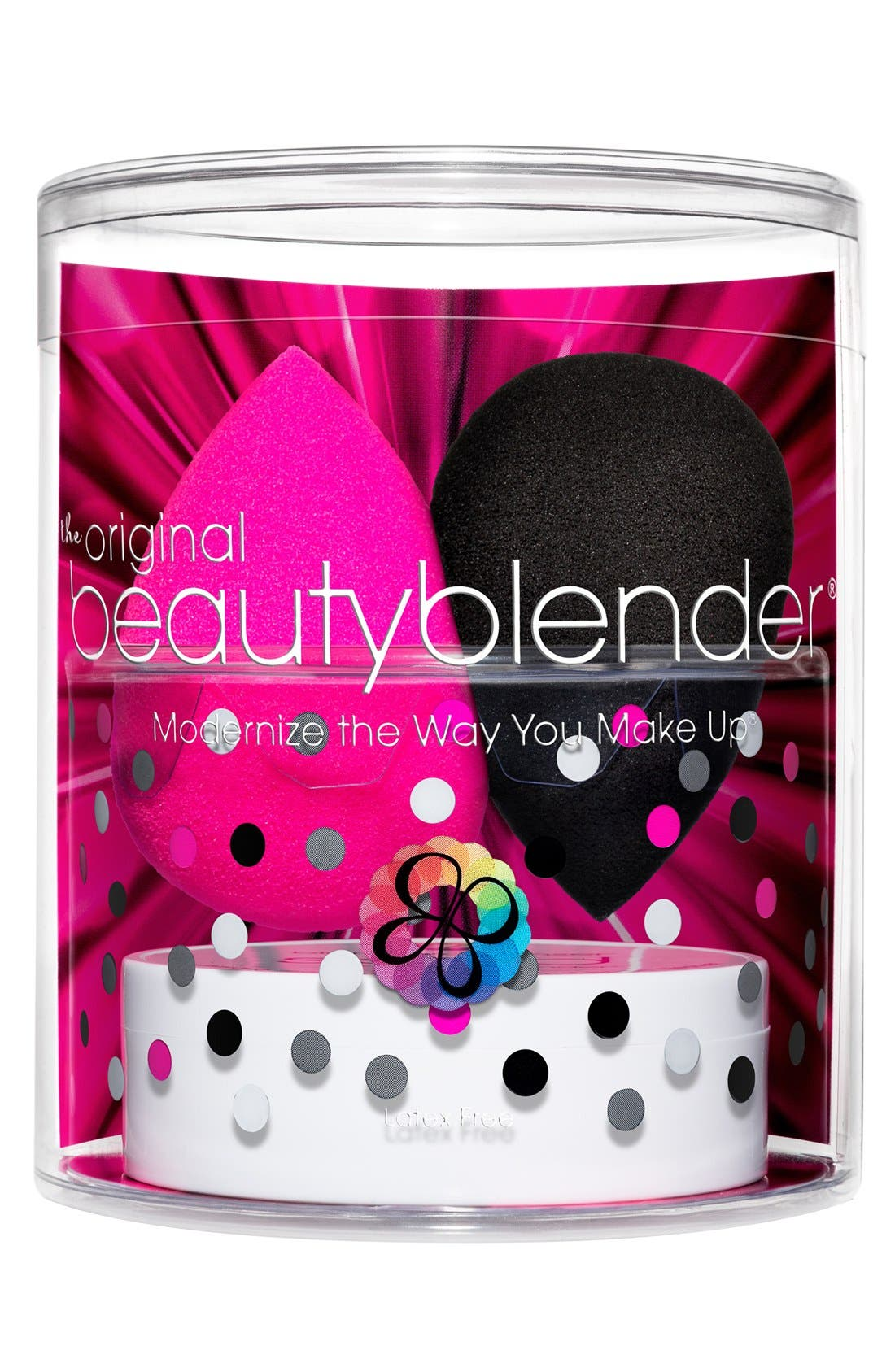 BEAUTYBLENDER<SUP>®</SUP>, 'must have' trio, Alternate thumbnail 2, color, 000
