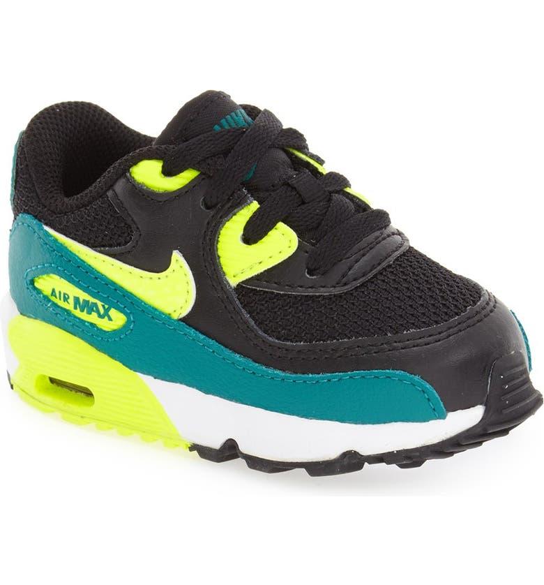 Nike Boys' Air Max 90 Mesh Sneakers Walker, Toddler | nike