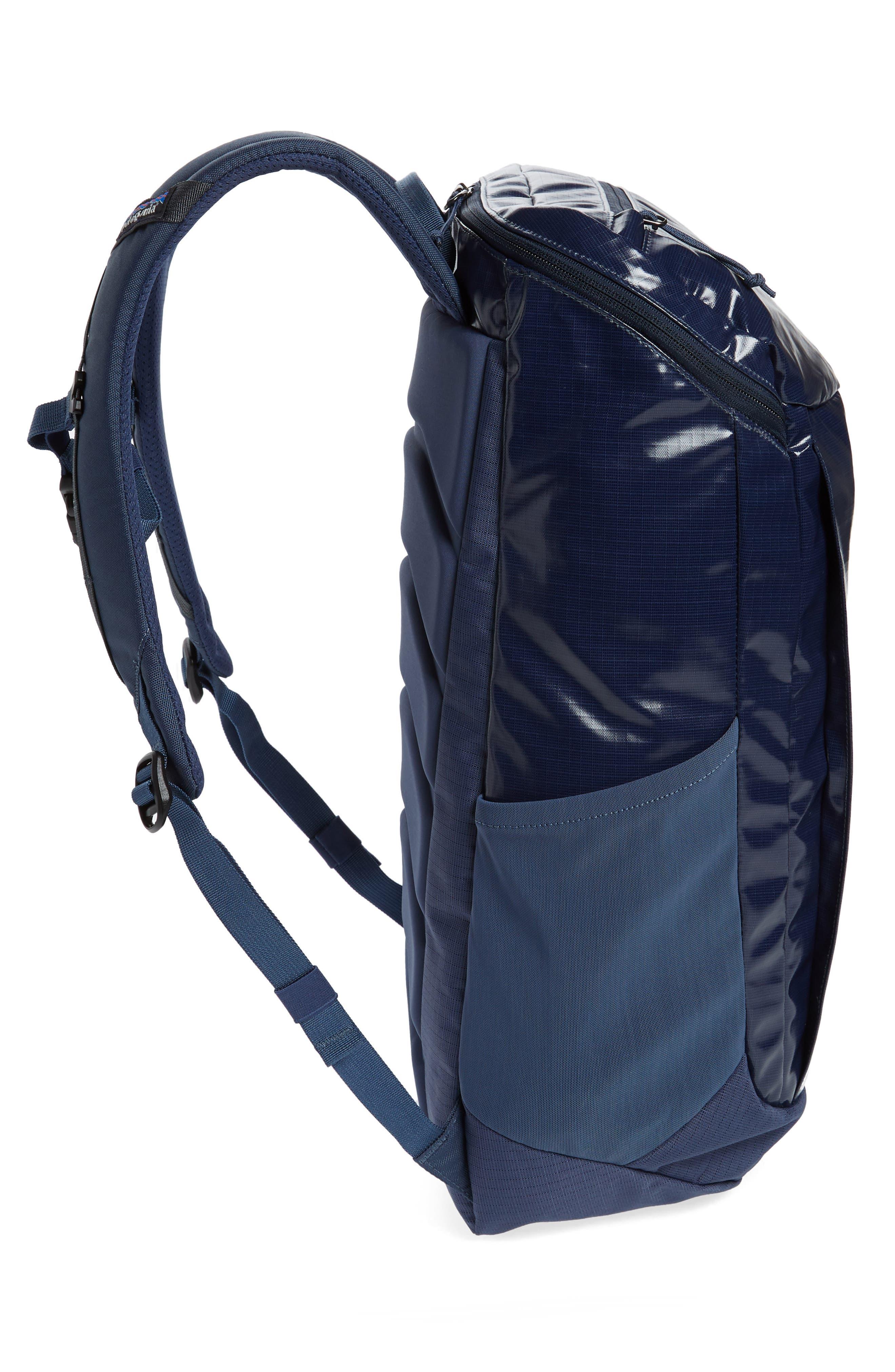 PATAGONIA, Black Hole 25 Liter Backpack, Alternate thumbnail 6, color, 404