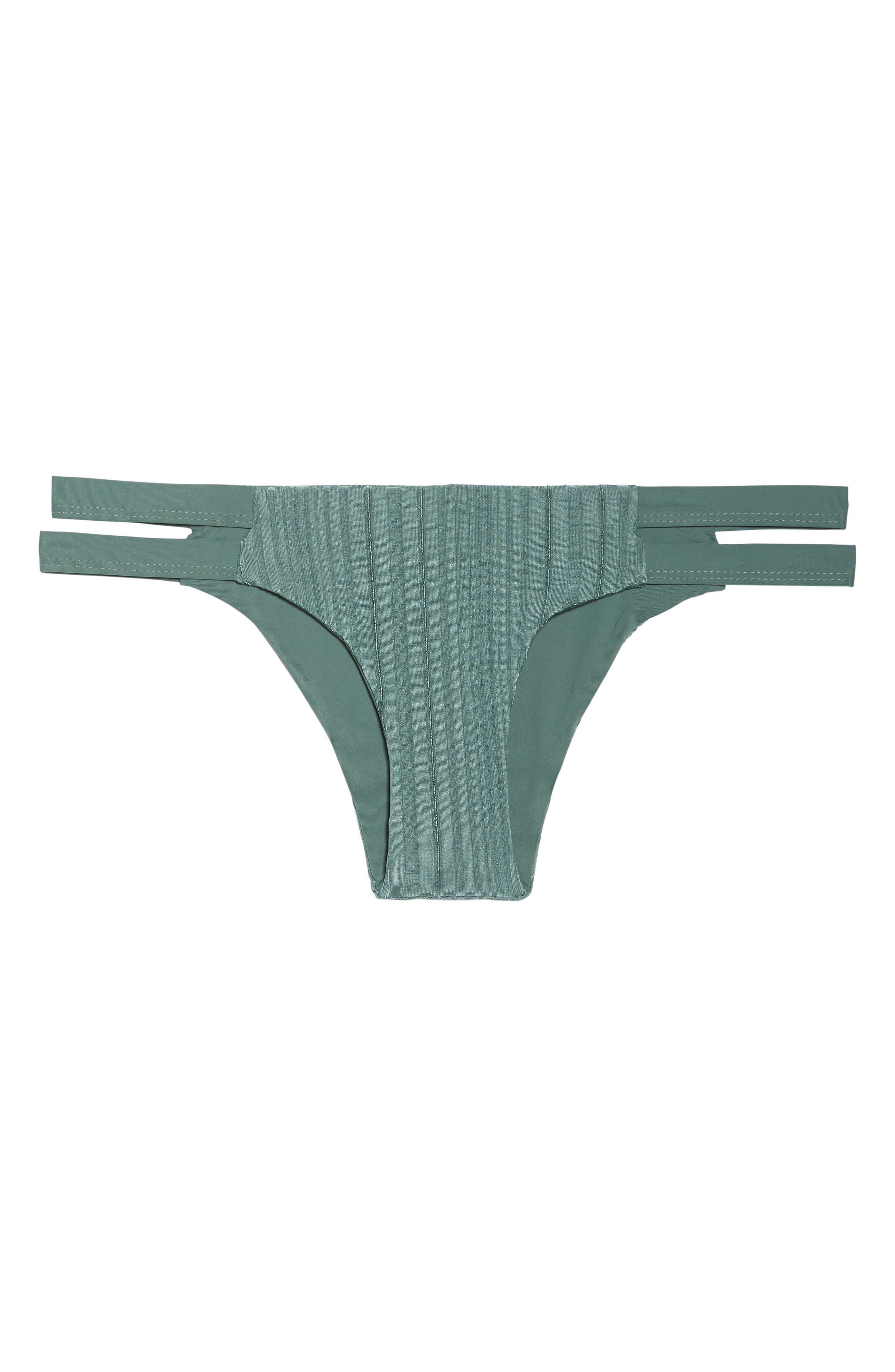 TAVIK, Chloe Bikini Bottoms, Alternate thumbnail 7, color, MEADOW GREEN