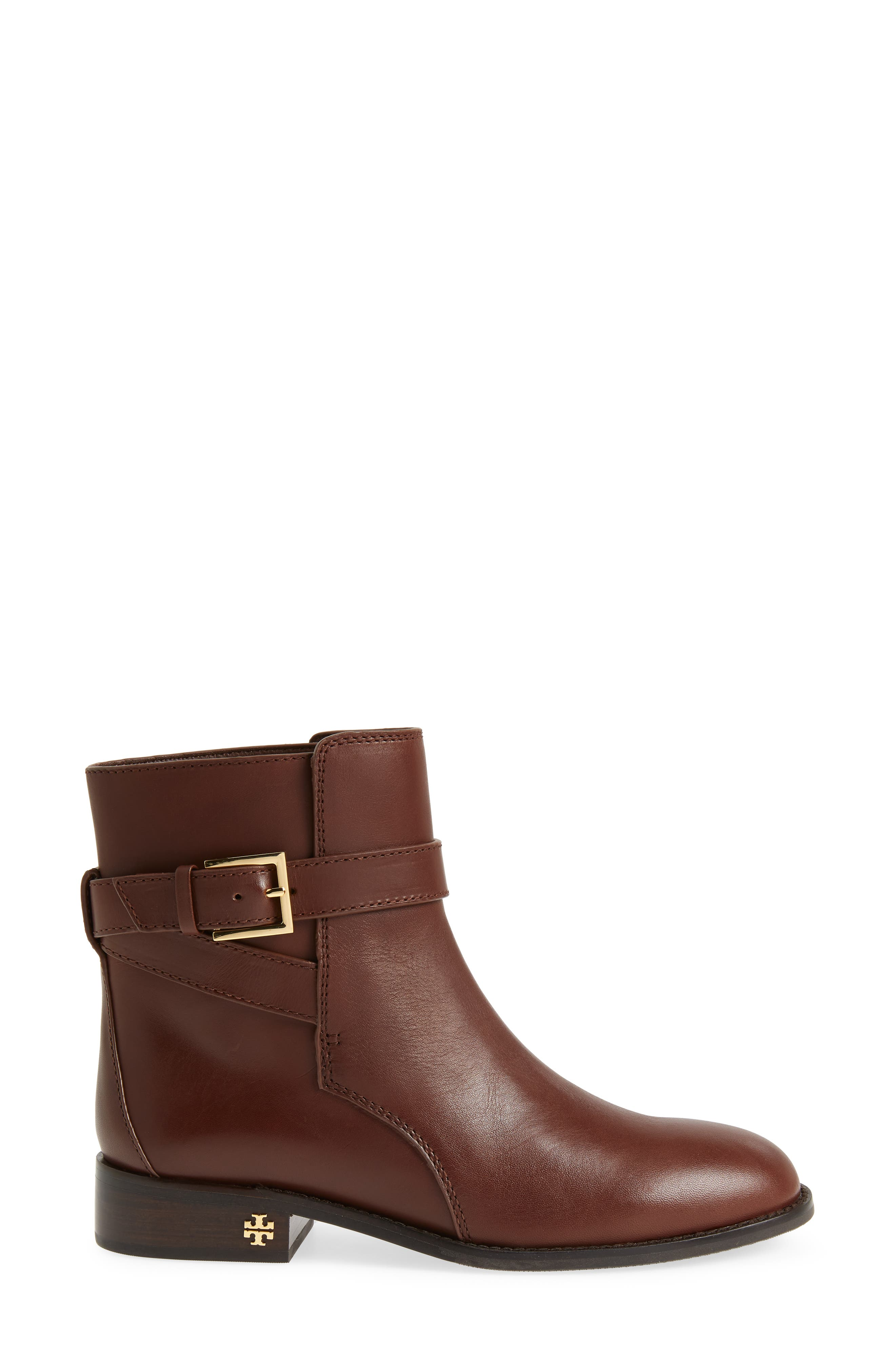 TORY BURCH, Brooke Bootie, Alternate thumbnail 3, color, 200