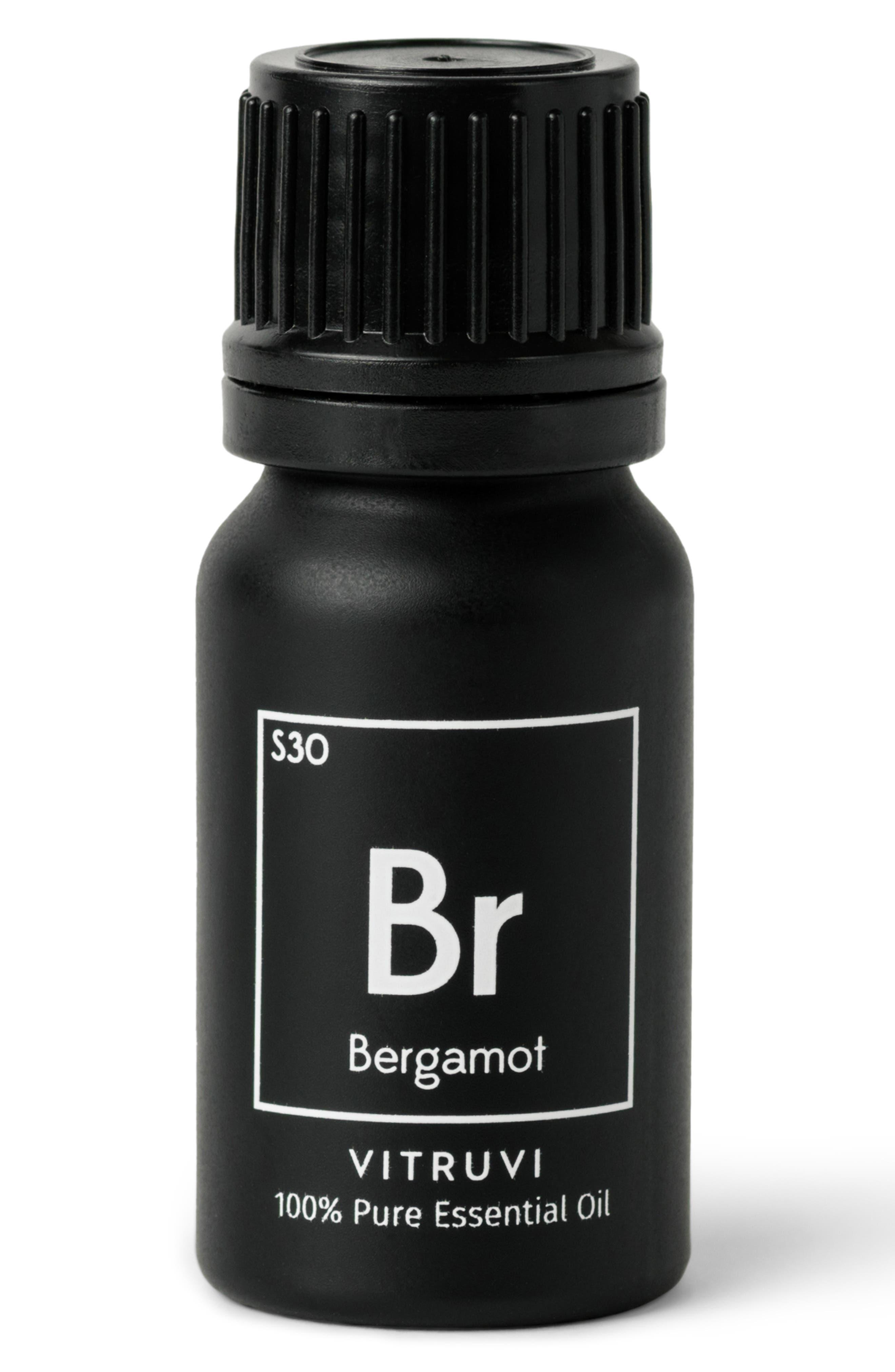 VITRUVI Bergamot Essential Oil, Main, color, NONE