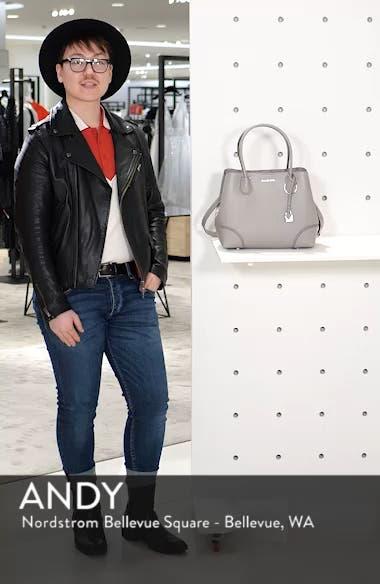 Medium Mercer Leather Satchel, sales video thumbnail