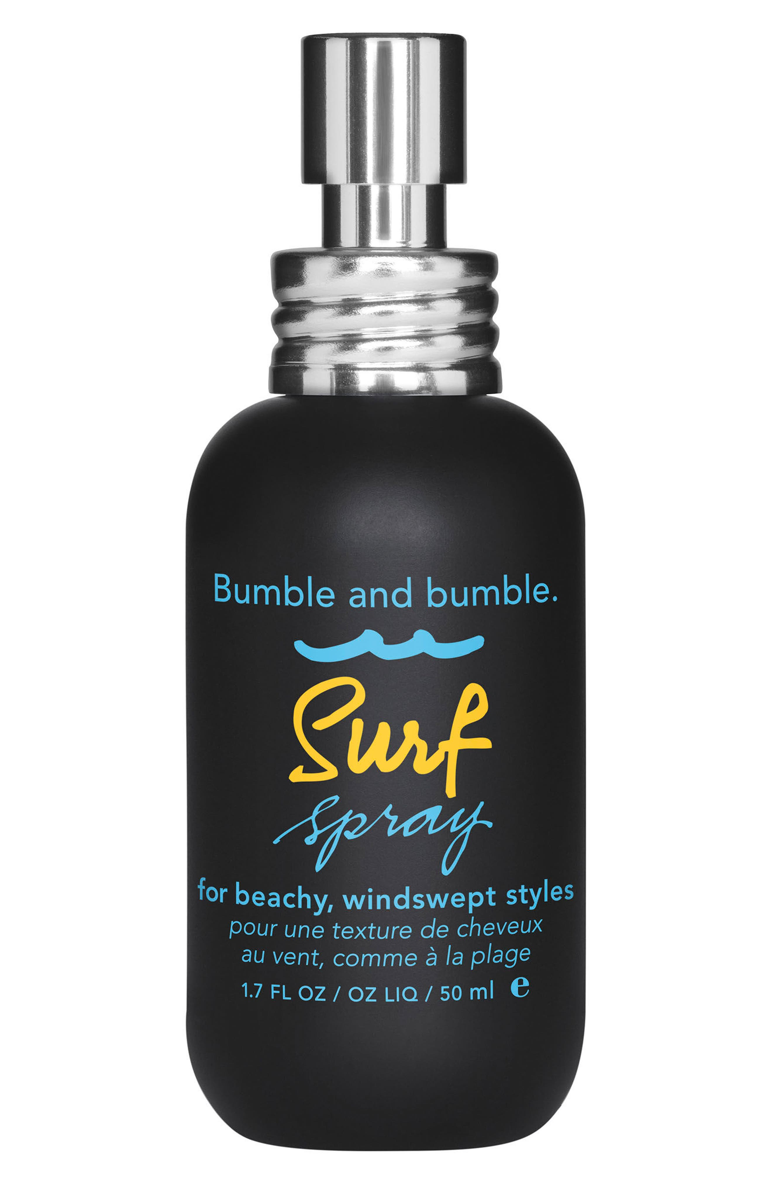 BUMBLE AND BUMBLE, Surf Spray, Alternate thumbnail 4, color, NO COLOR