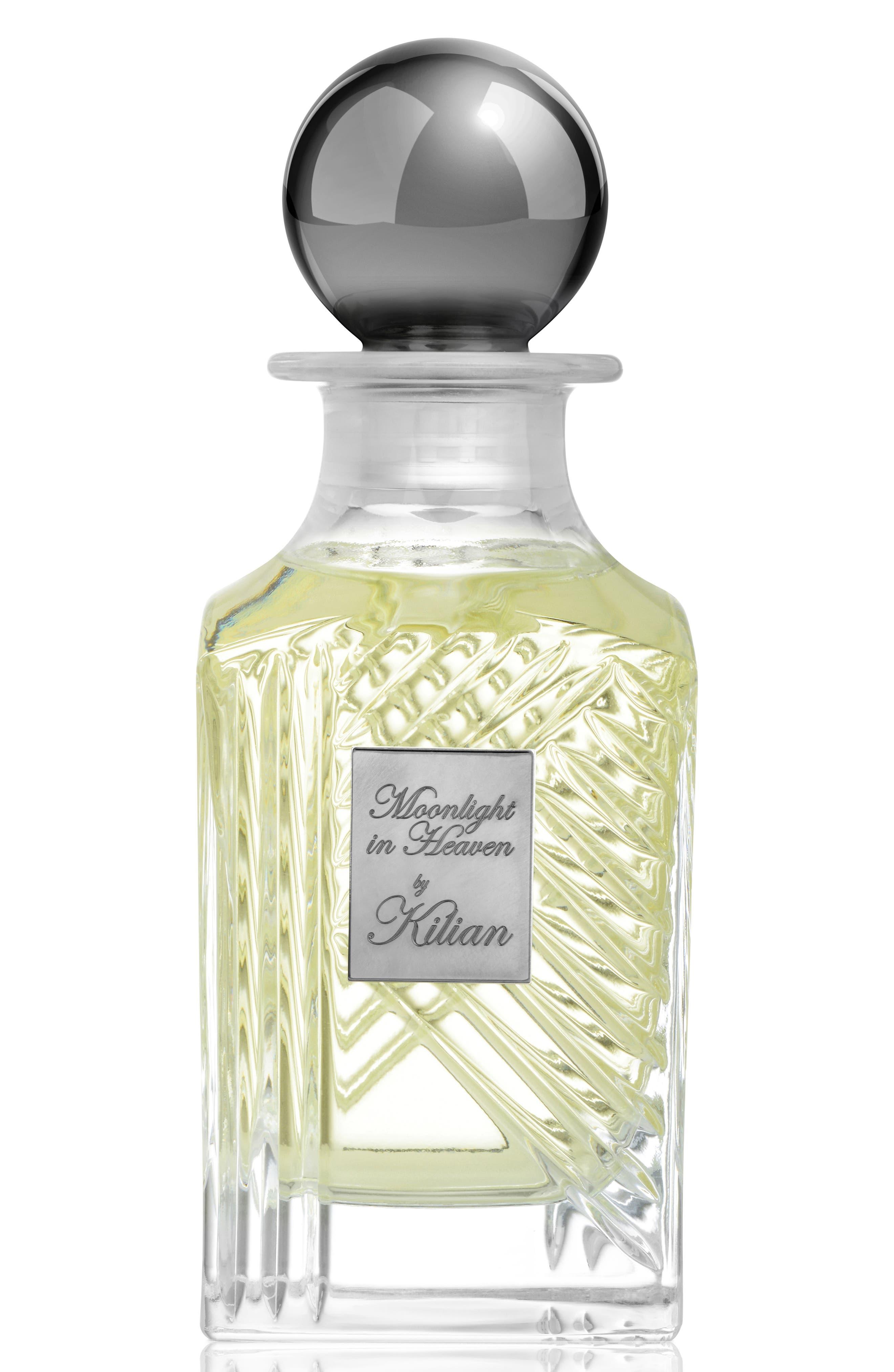 KILIAN, 'An Escape - Moonlight in Heaven' Mini Fragrance Carafe, Main thumbnail 1, color, NO COLOR