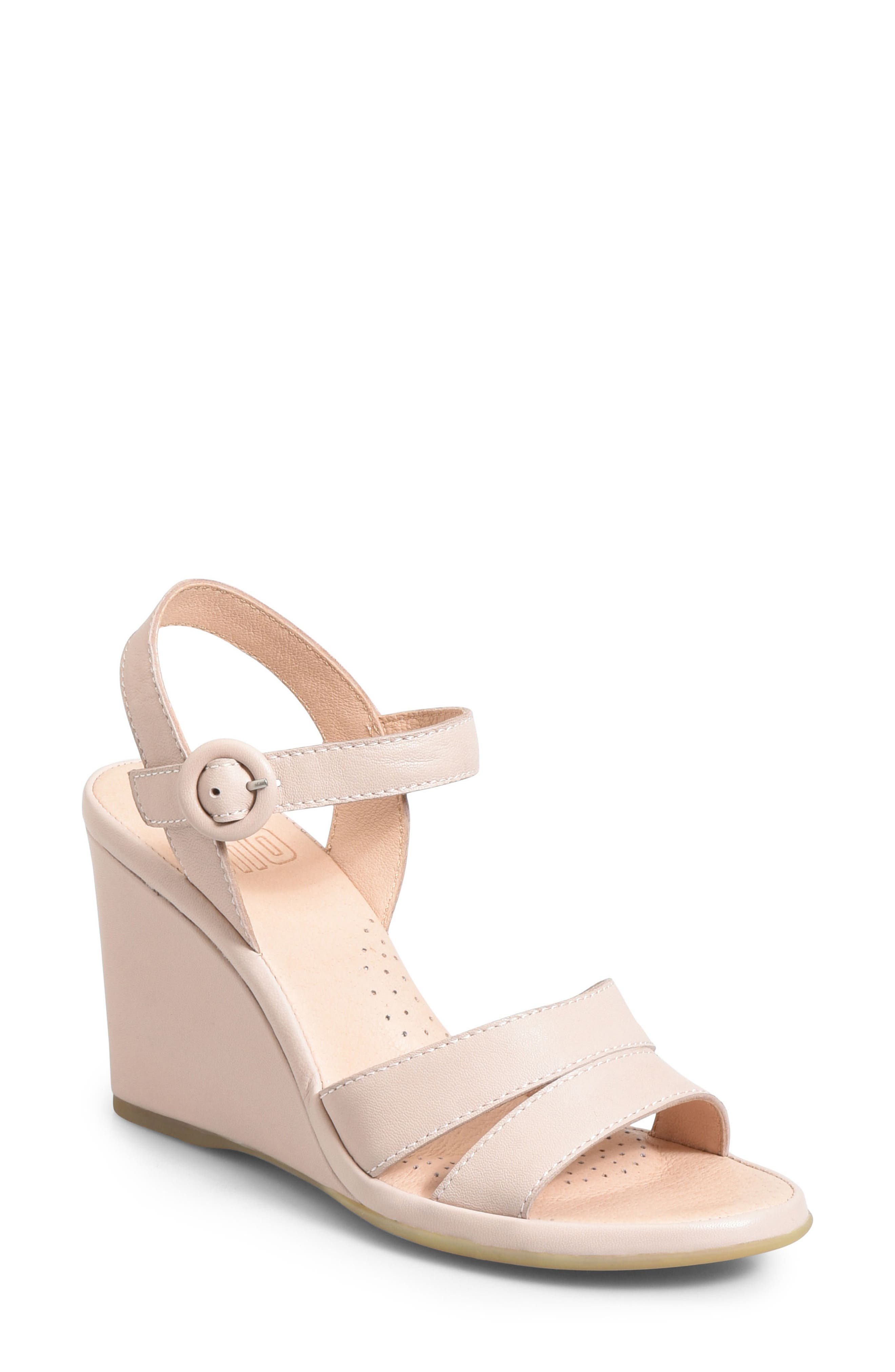 Ono Hydro Wedge Sandal, Pink