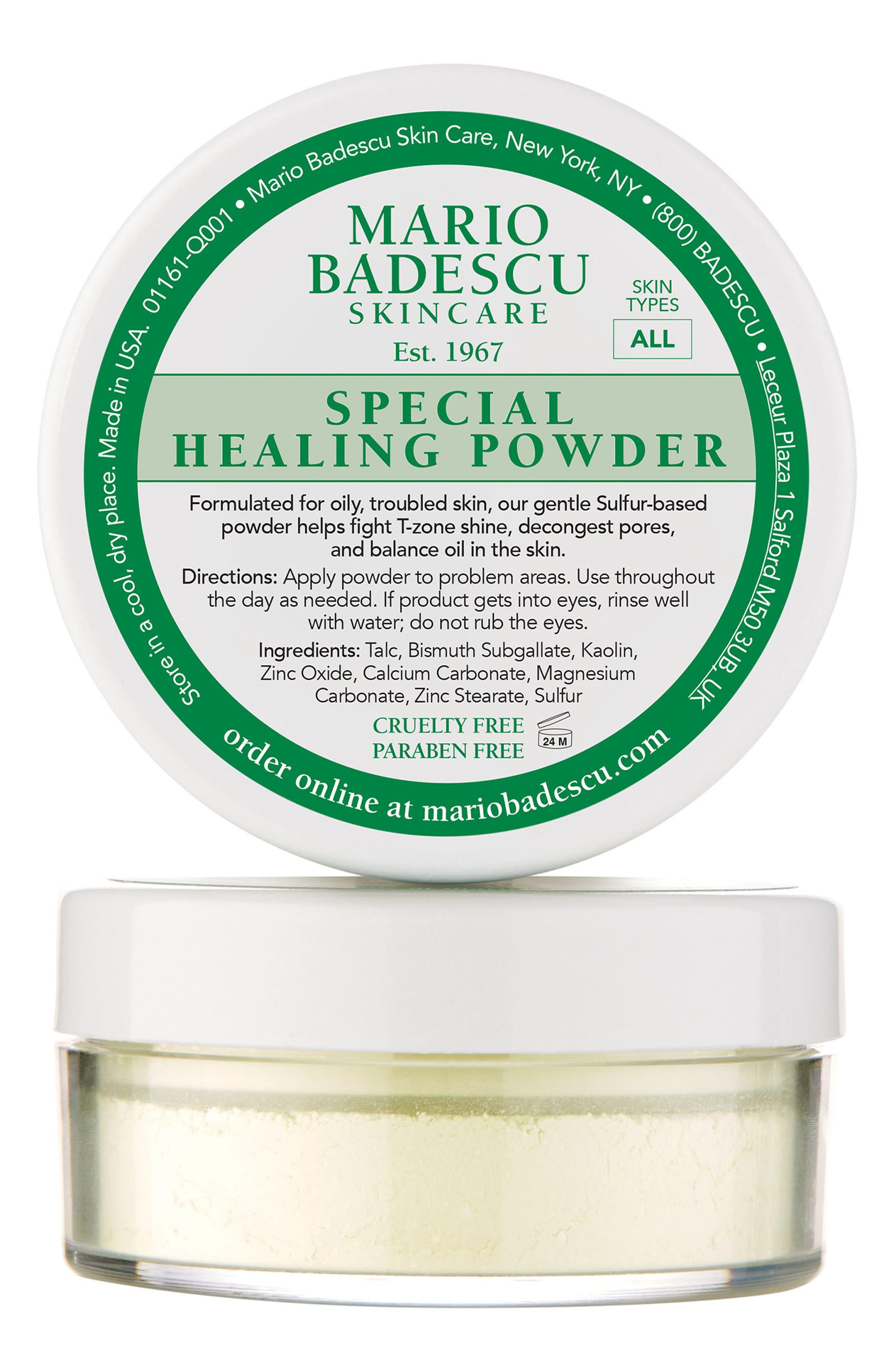 MARIO BADESCU Special Healing Powder, Main, color, NO COLOR