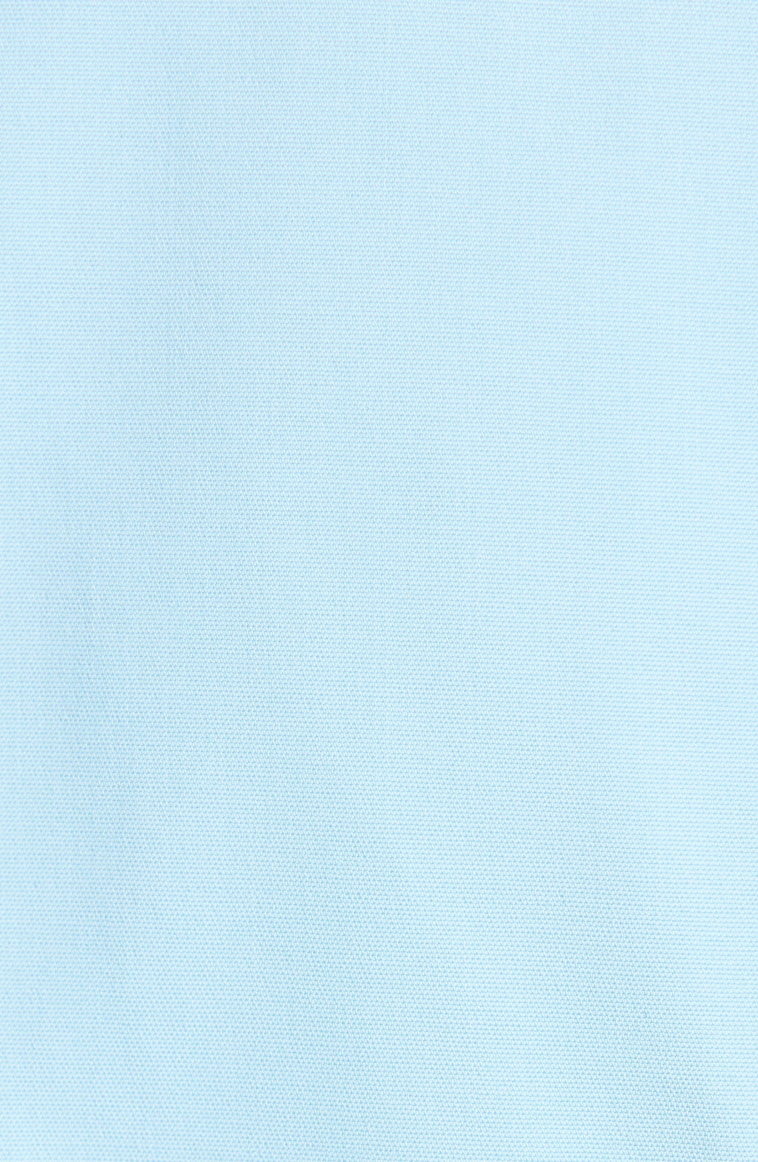 LAFAYETTE 148 NEW YORK, Ensley Shift Dress, Alternate thumbnail 6, color, LAGOON