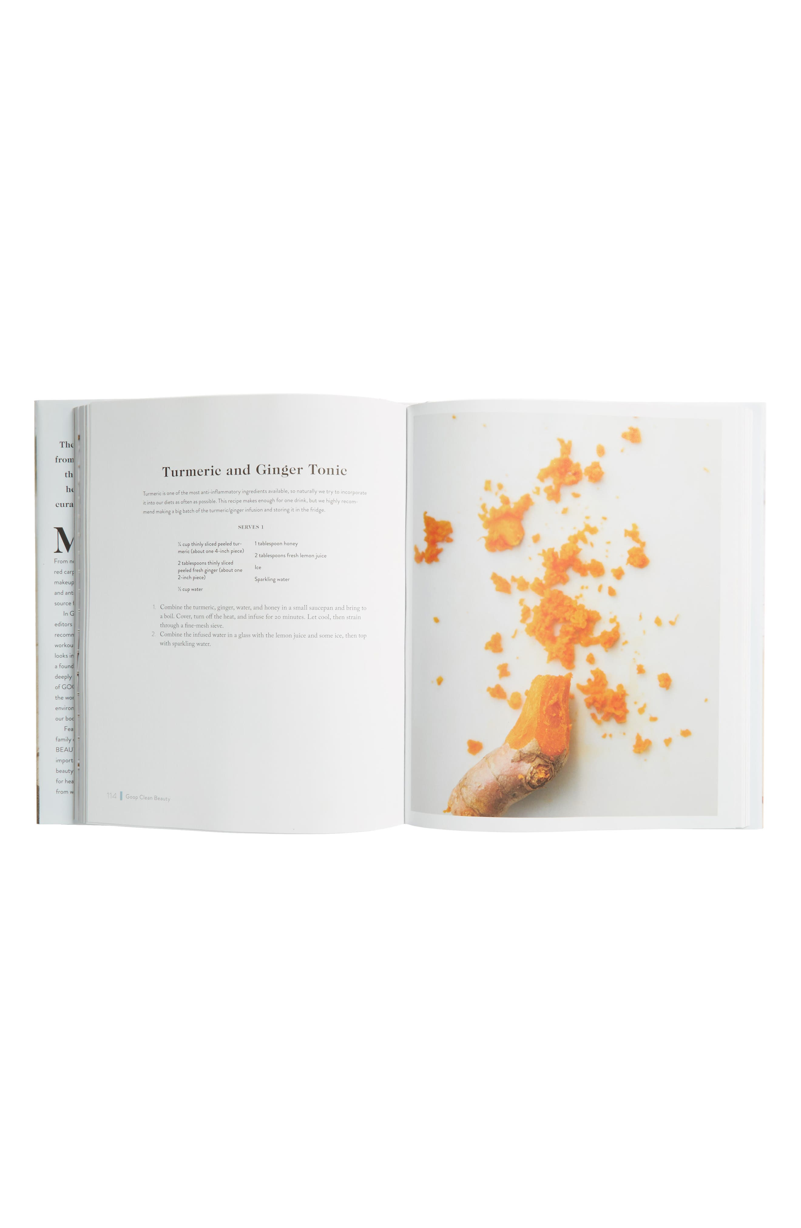 HACHETTE BOOKS, Goop Clean Beauty Book, Alternate thumbnail 2, color, 000