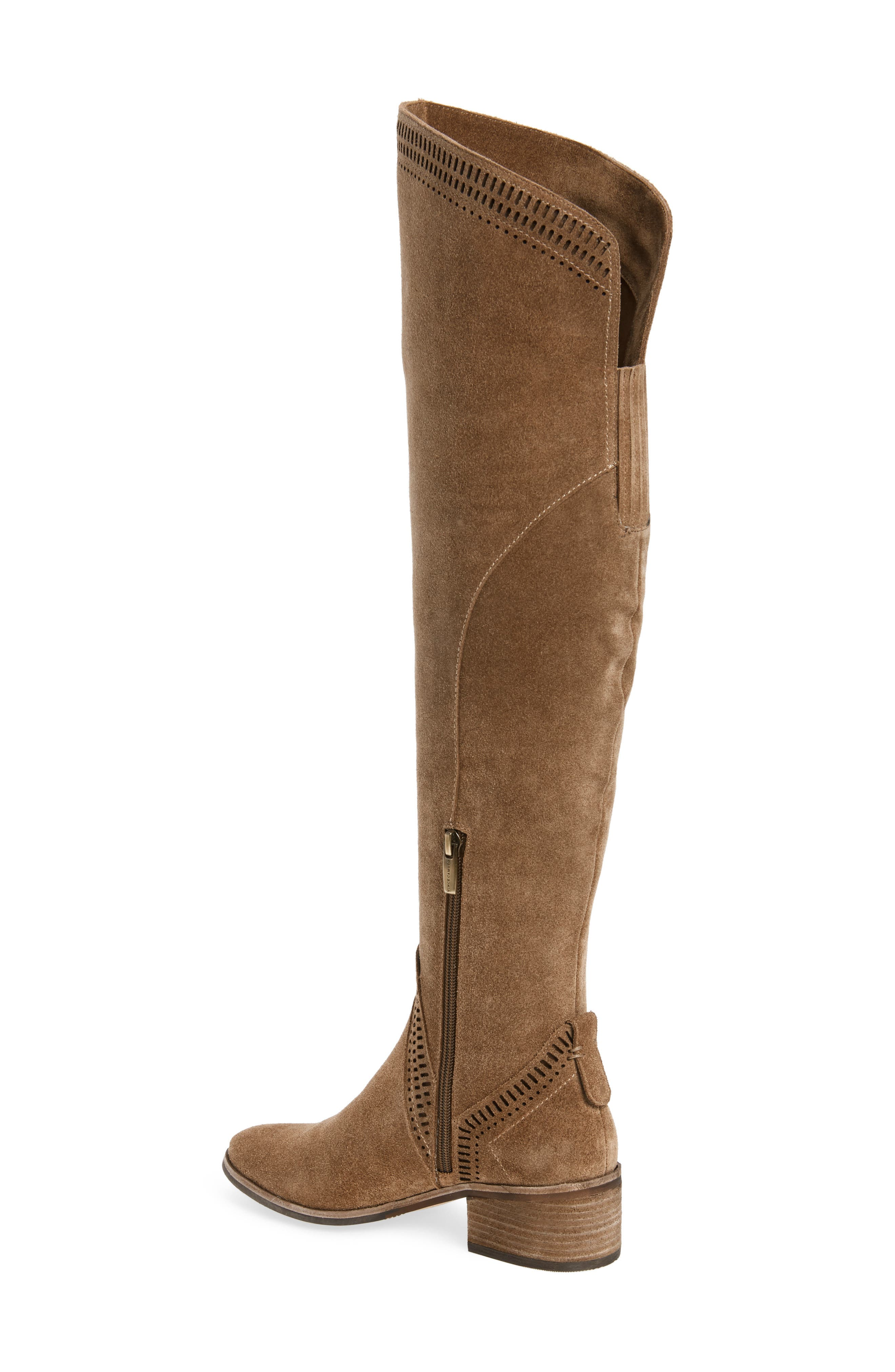 VINCE CAMUTO, Karinda Over the Knee Boot, Alternate thumbnail 2, color, 200