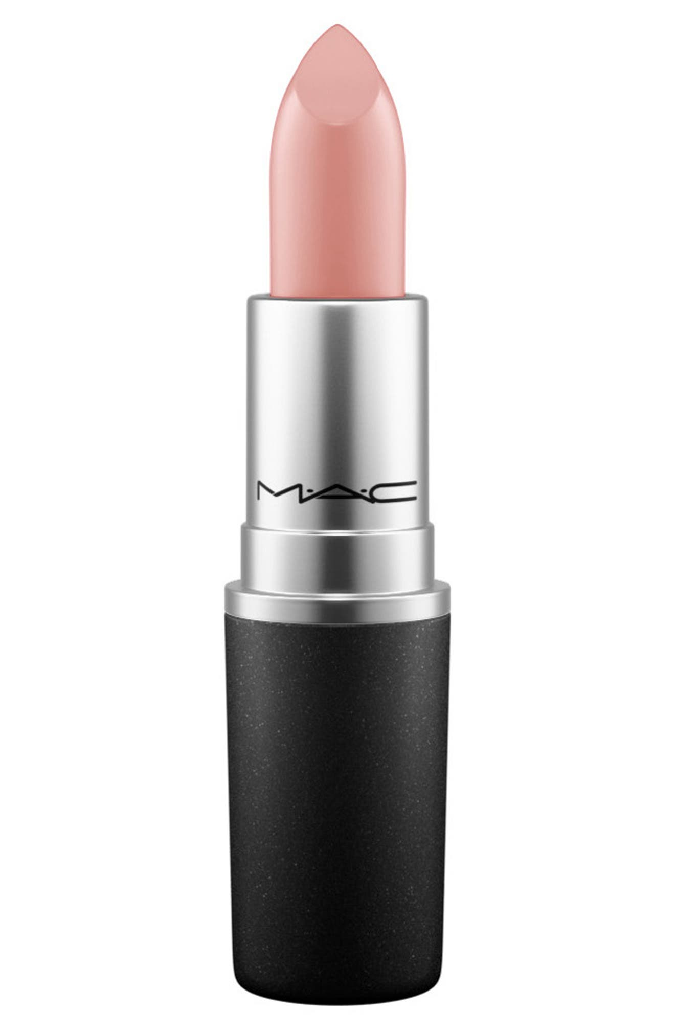 MAC COSMETICS, MAC Nude Lipstick, Main thumbnail 1, color, BLANKETY (A)