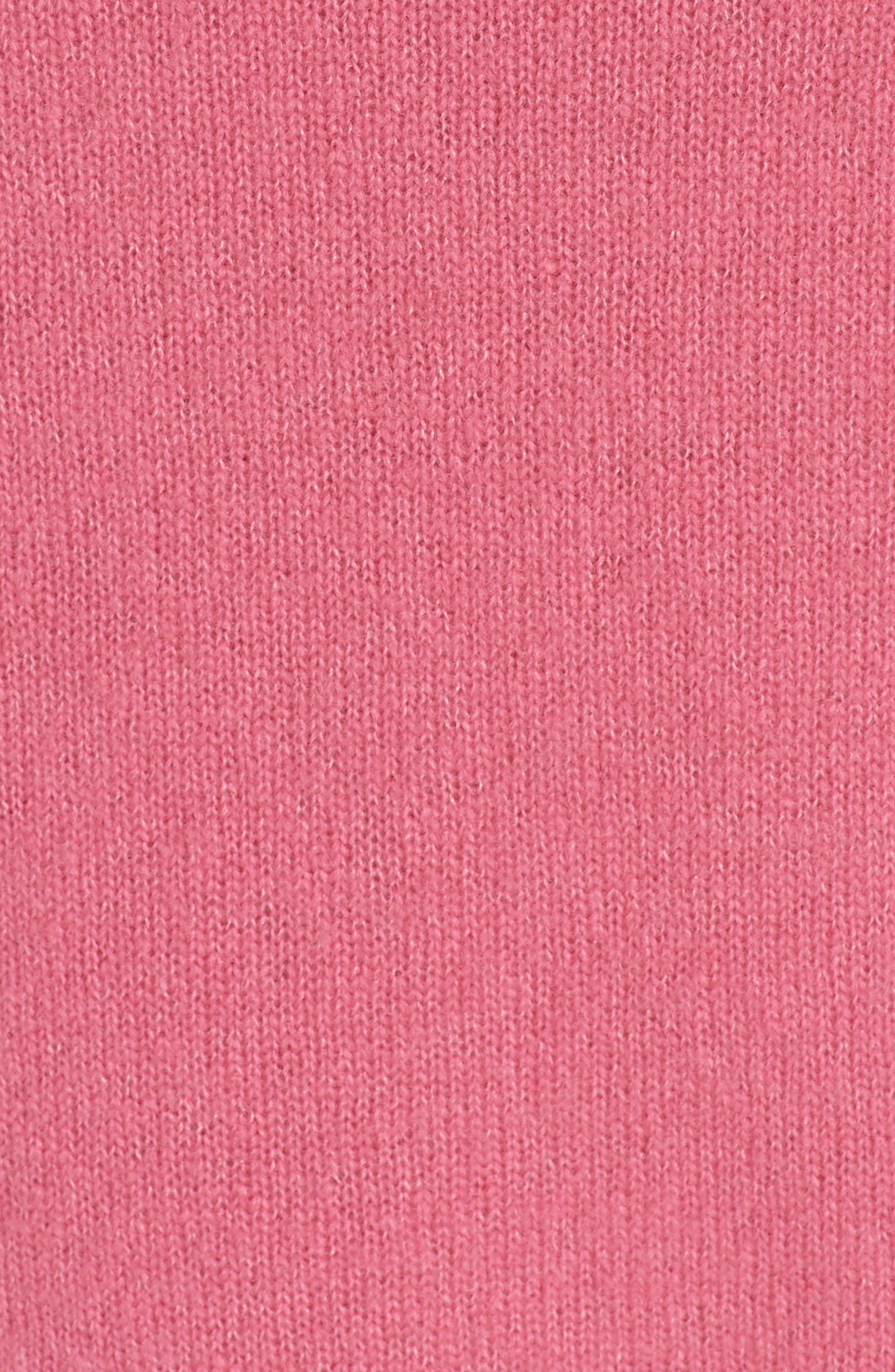 MAX MARA, Stelvio Cashmere & Silk Sweater, Alternate thumbnail 5, color, 672