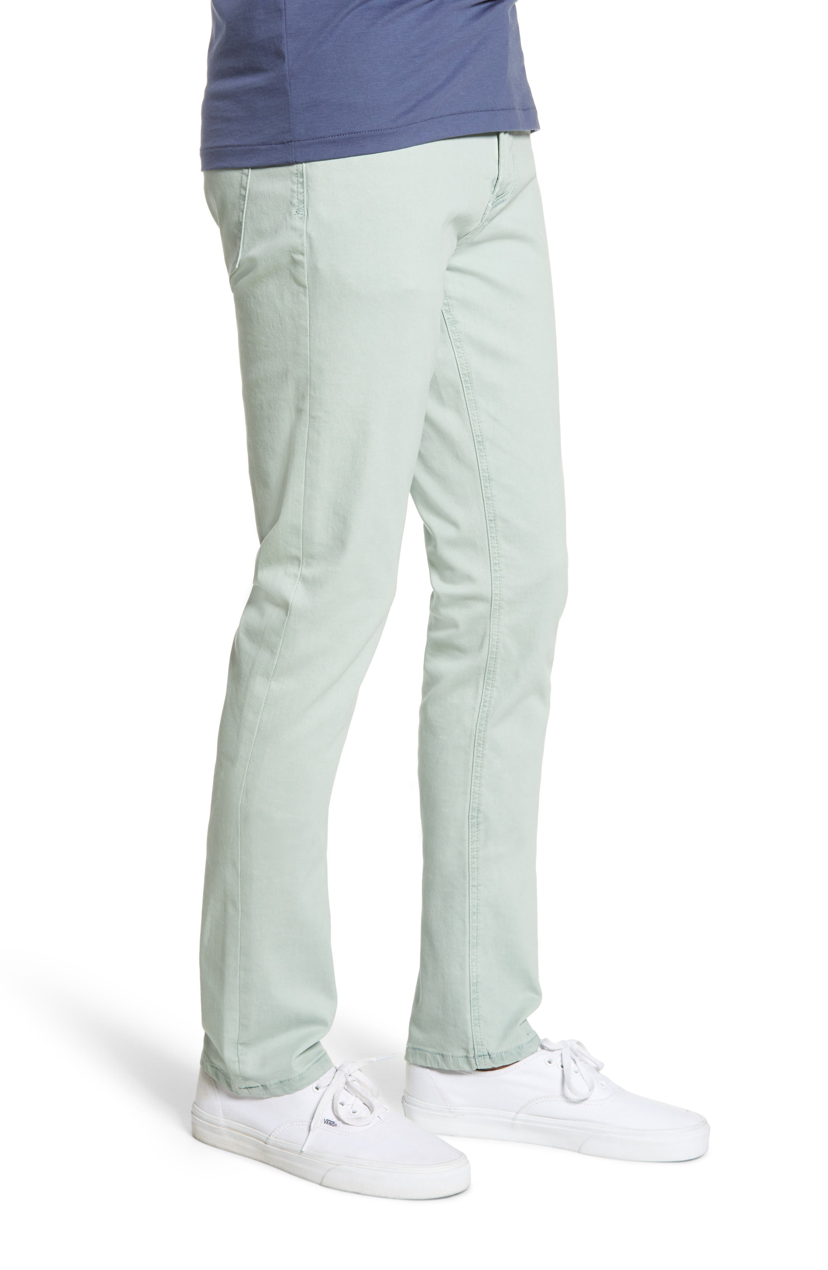 BLANKNYC, Wooster Slim Fit Jeans, Alternate thumbnail 4, color, PURE DEVOTION