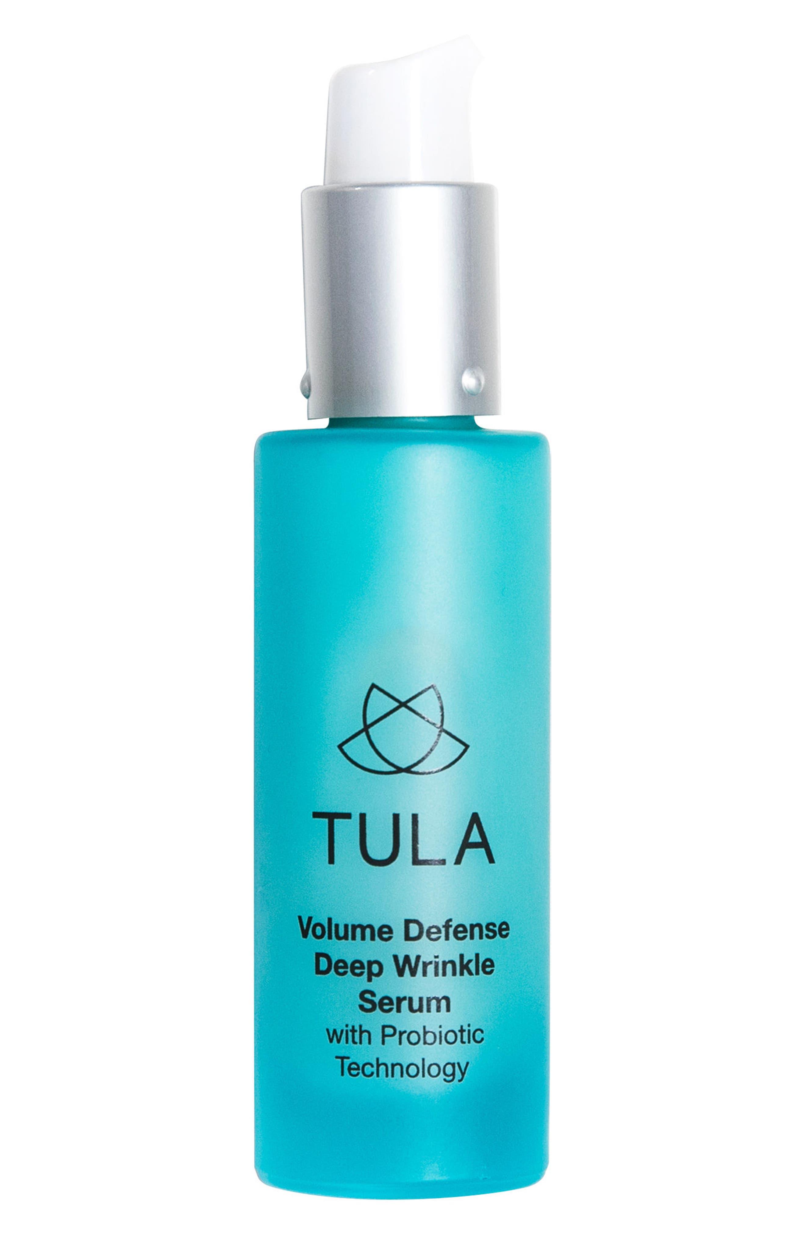 TULA PROBIOTIC SKINCARE, Volume Defense Deep Wrinkle Serum, Alternate thumbnail 2, color, NO COLOR