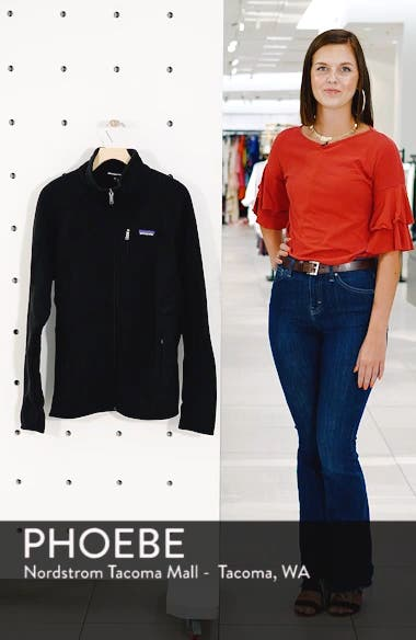 Better Sweater Zip Front Jacket, sales video thumbnail