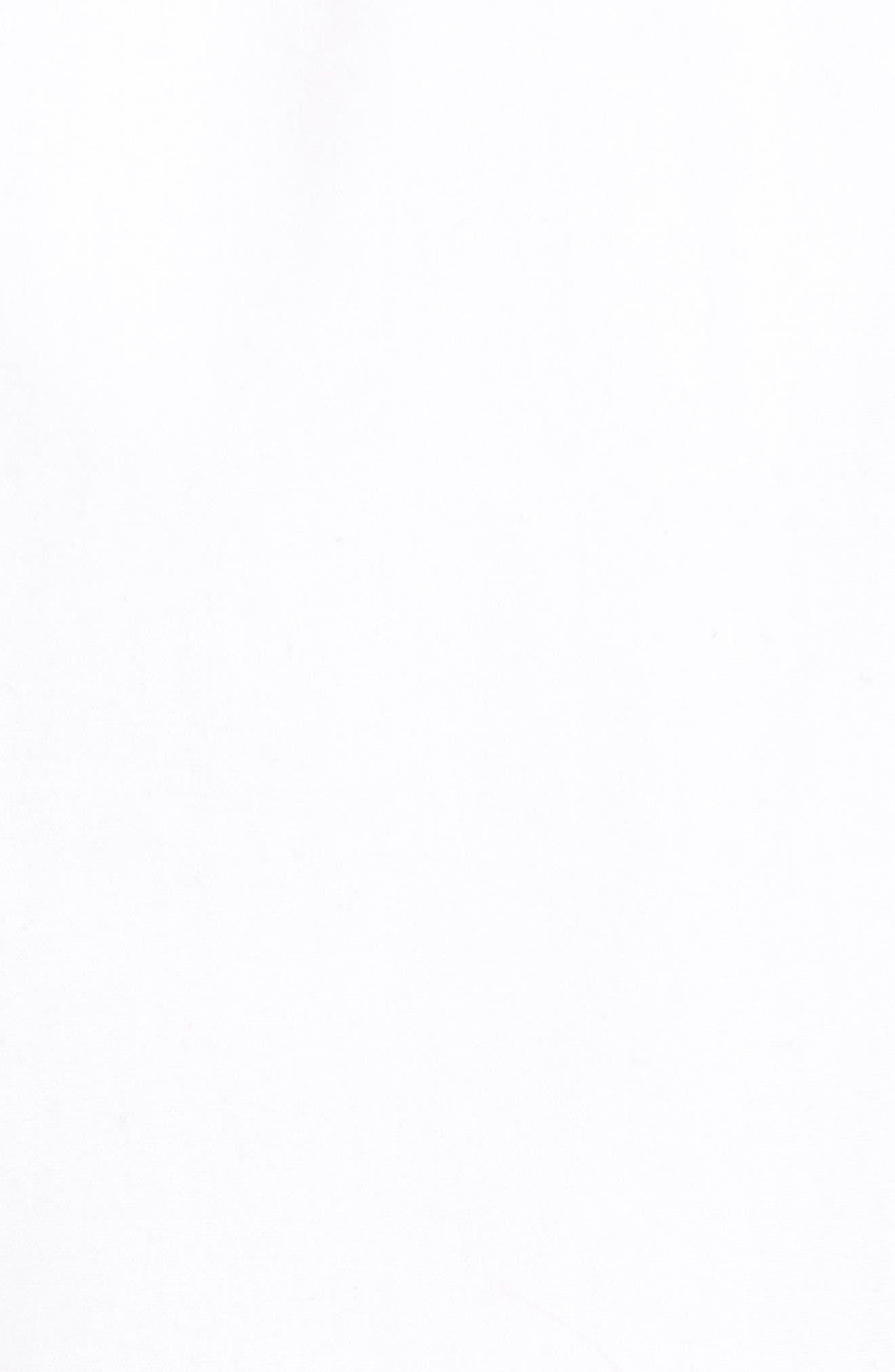 POLO RALPH LAUREN, 3-Pack Boxers, Alternate thumbnail 6, color, WHITE