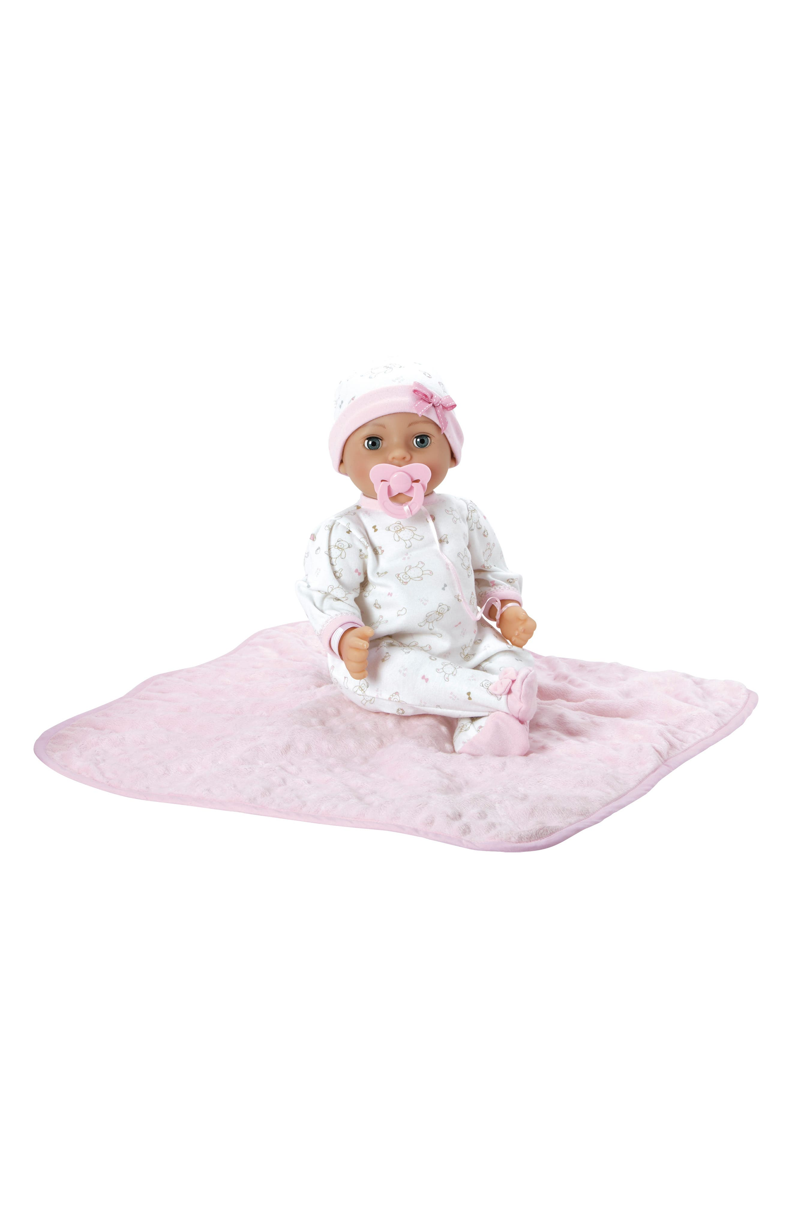 ADORA, Hope Baby Doll with Adoption Certificate, Alternate thumbnail 4, color, HOPE